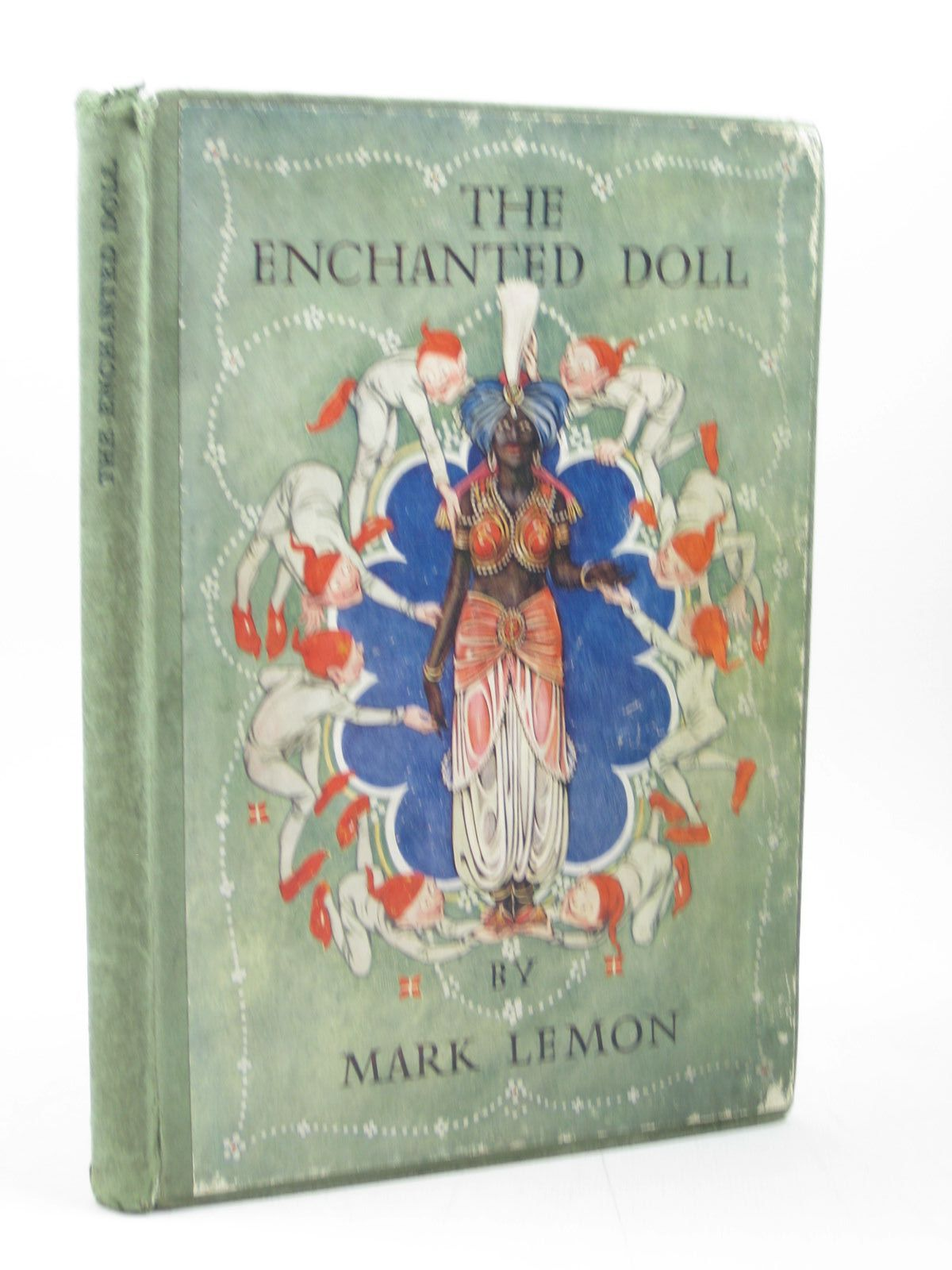 Photo of THE ENCHANTED DOLL written by Lemon, Mark published by T.C. & E.C. Jack (STOCK CODE: 1502830)  for sale by Stella & Rose's Books