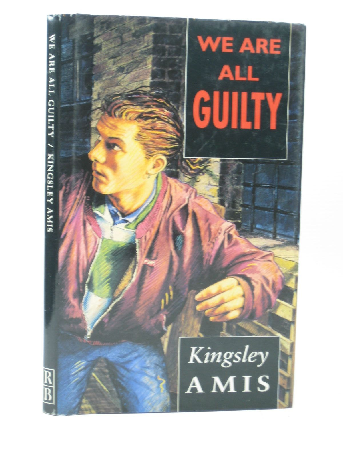 Photo of WE ARE ALL GUILTY written by Amis, Kingsley published by Reinhardt Books (STOCK CODE: 1502841)  for sale by Stella & Rose's Books