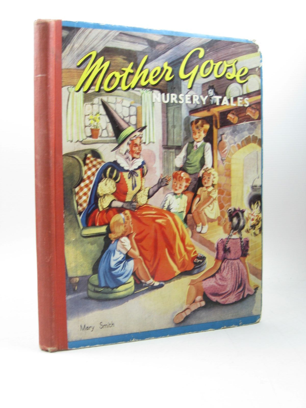 Photo of MOTHER GOOSE NURSERY TALES illustrated by Smith, Mary published by J. Coker & Co. Ltd. (STOCK CODE: 1502891)  for sale by Stella & Rose's Books