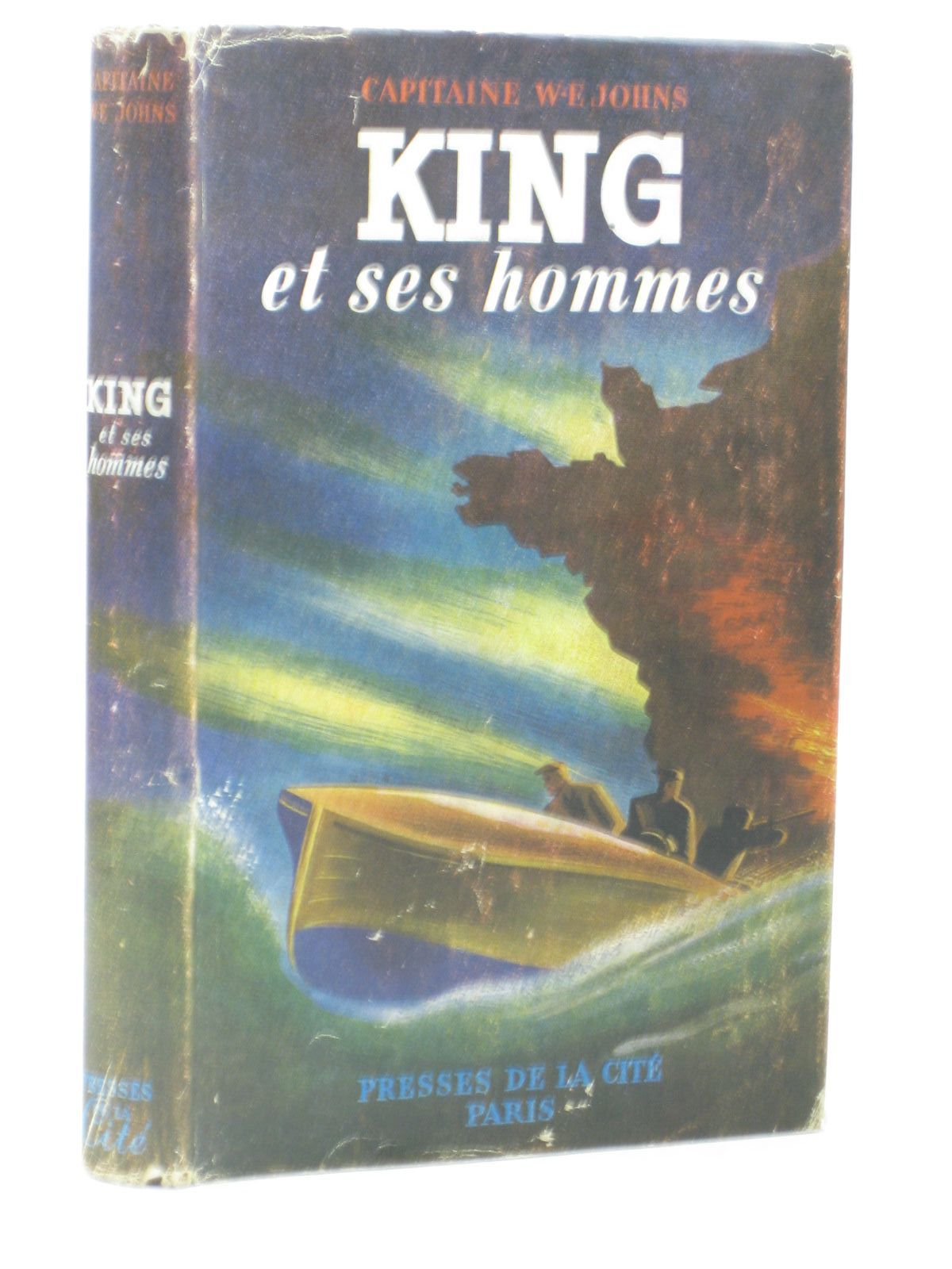 Photo of KING ET SES HOMMES written by Johns, W.E. published by Presses De La Cite (STOCK CODE: 1502940)  for sale by Stella & Rose's Books