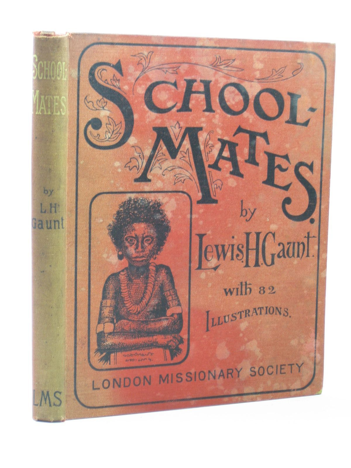 Photo of SCHOOL-MATES written by Gaunt, Lewis Hermon published by London Missionary Society (STOCK CODE: 1502986)  for sale by Stella & Rose's Books