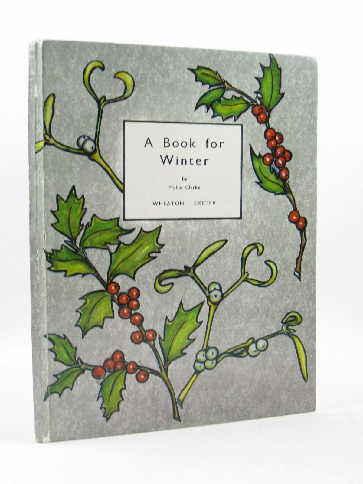 Photo of A BOOK FOR WINTER written by Clarke, Mollie illustrated by Clarke, Mollie published by Wheaton (STOCK CODE: 1503040)  for sale by Stella & Rose's Books