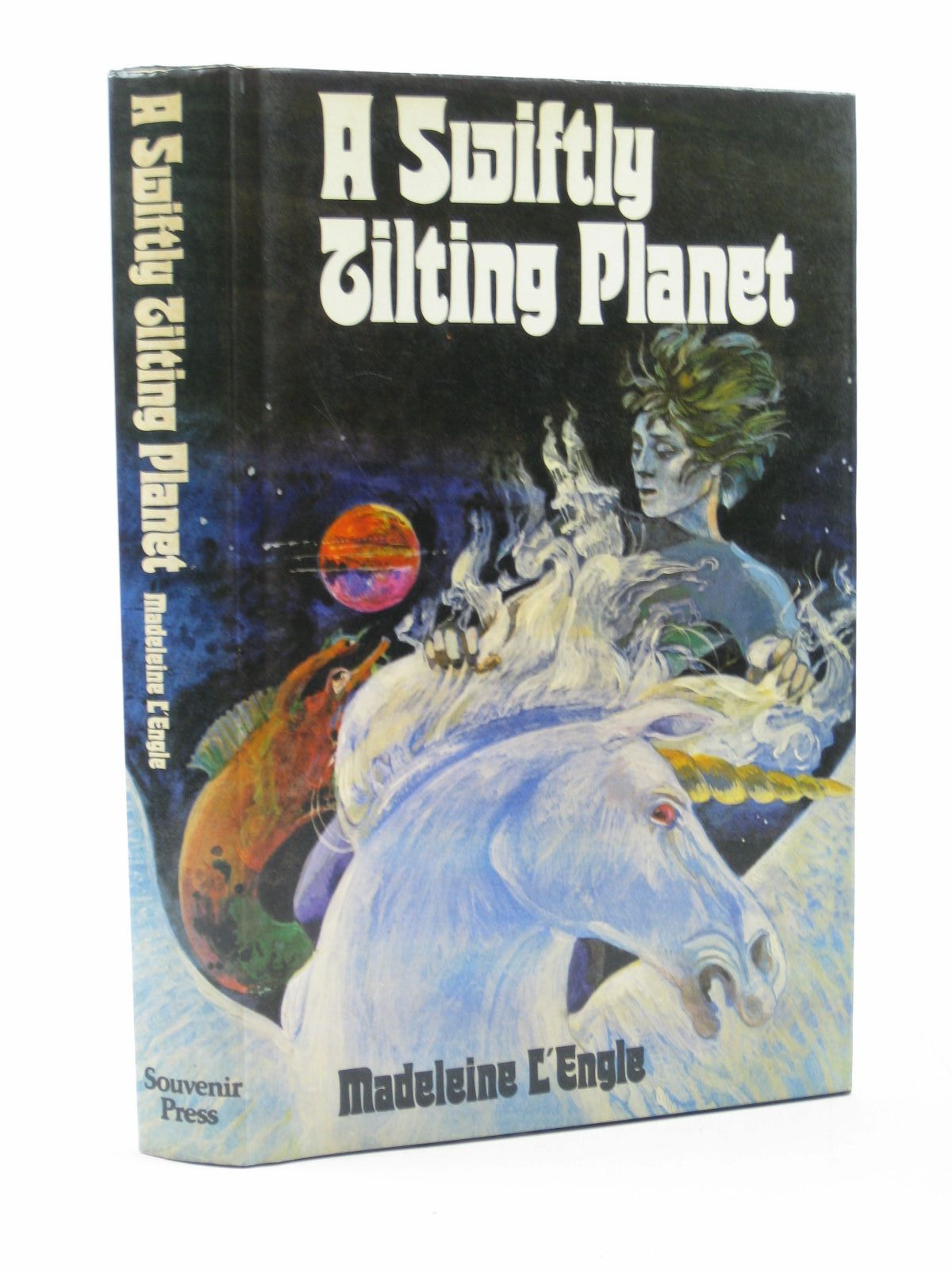 Photo of A SWIFTLY TILTING PLANET written by L'Engle, Madeleine published by Souvenir Press (STOCK CODE: 1503047)  for sale by Stella & Rose's Books