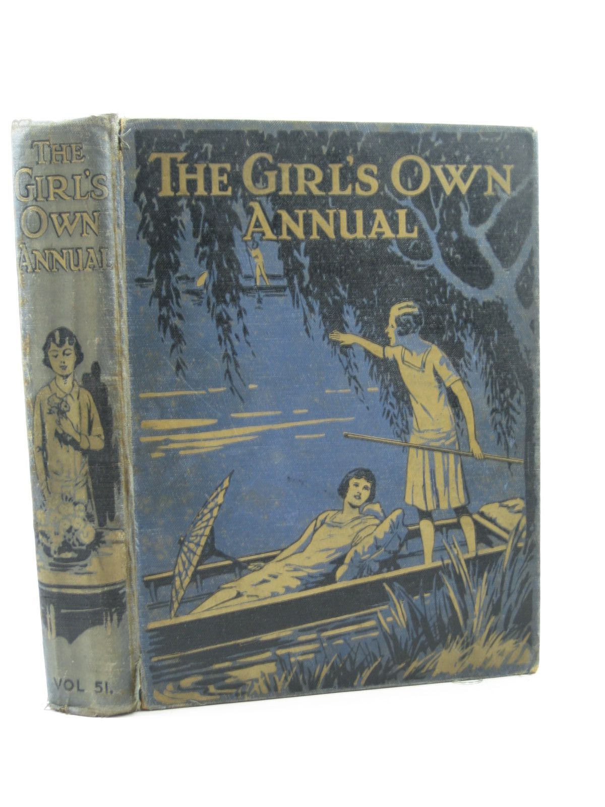 Photo of THE GIRL'S OWN ANNUAL VOL 51