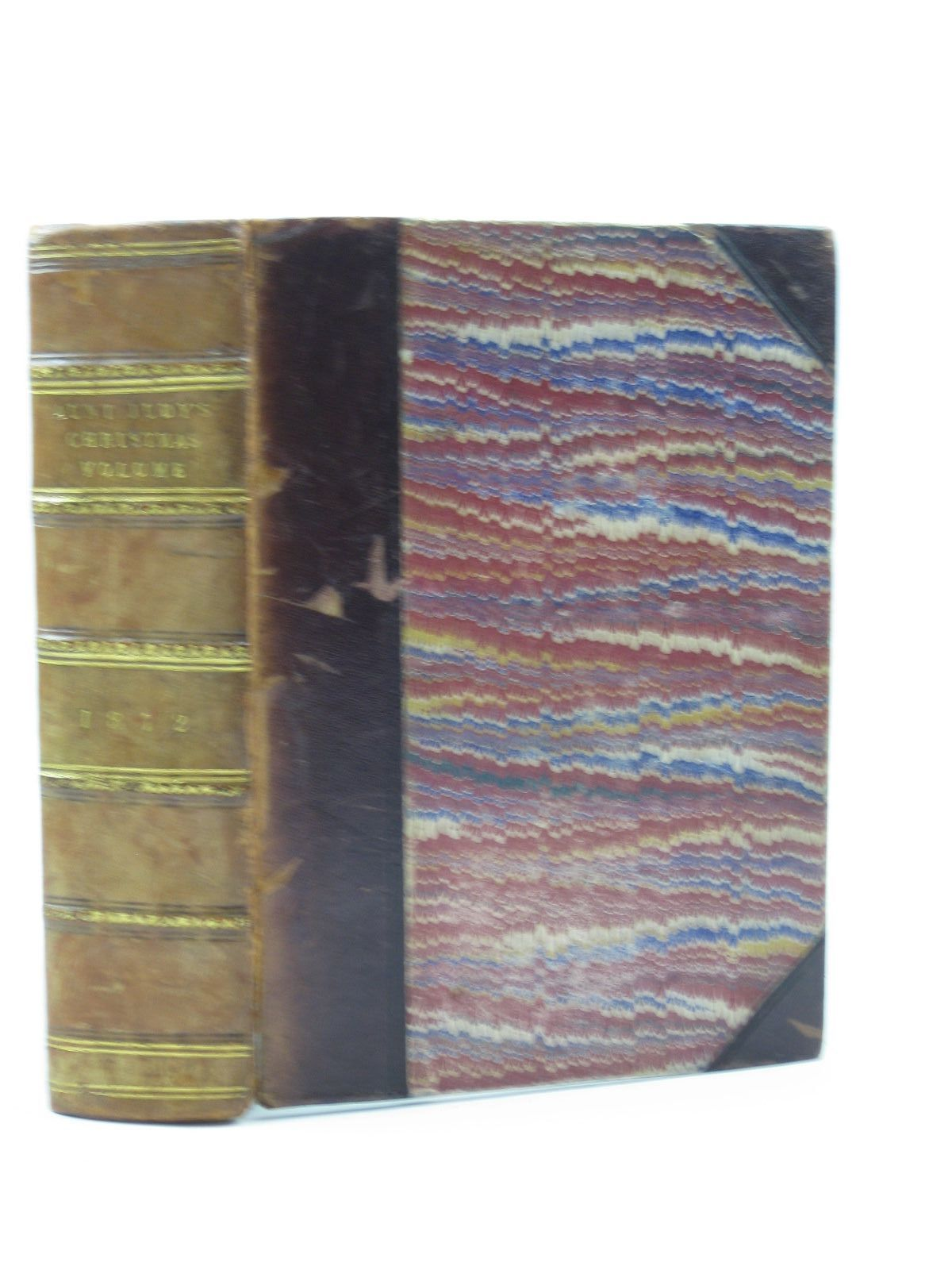 Photo of AUNT JUDY'S CHRISTMAS VOLUME FOR 1872 written by Gatty, Mrs. Alfred illustrated by Paterson, H.<br />Gilbert, F.<br />Bayes, A.W.<br />Cooper, A.W. published by Bell and Daldy (STOCK CODE: 1503074)  for sale by Stella & Rose's Books