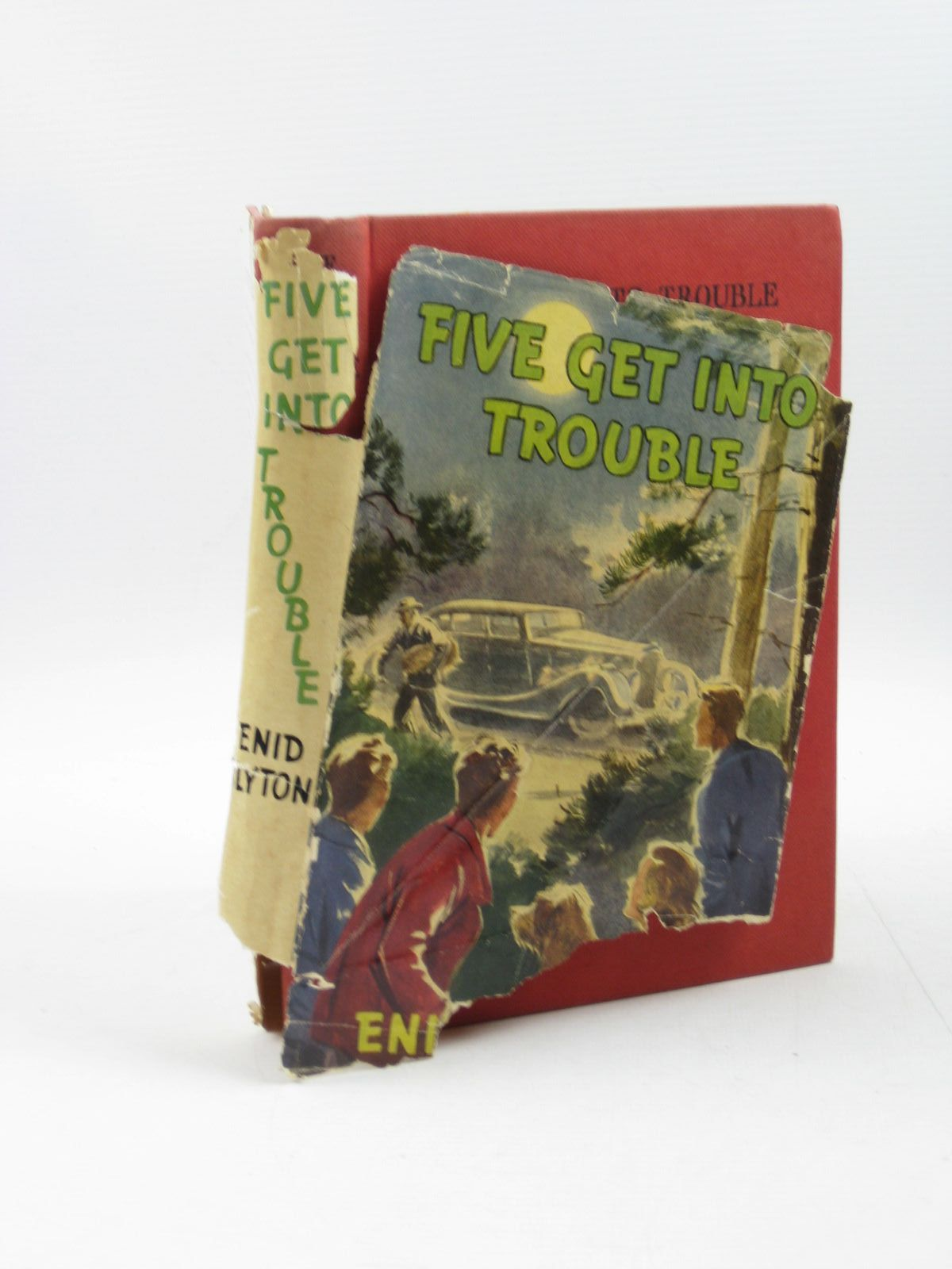 Photo of FIVE GET INTO TROUBLE- Stock Number: 1503118
