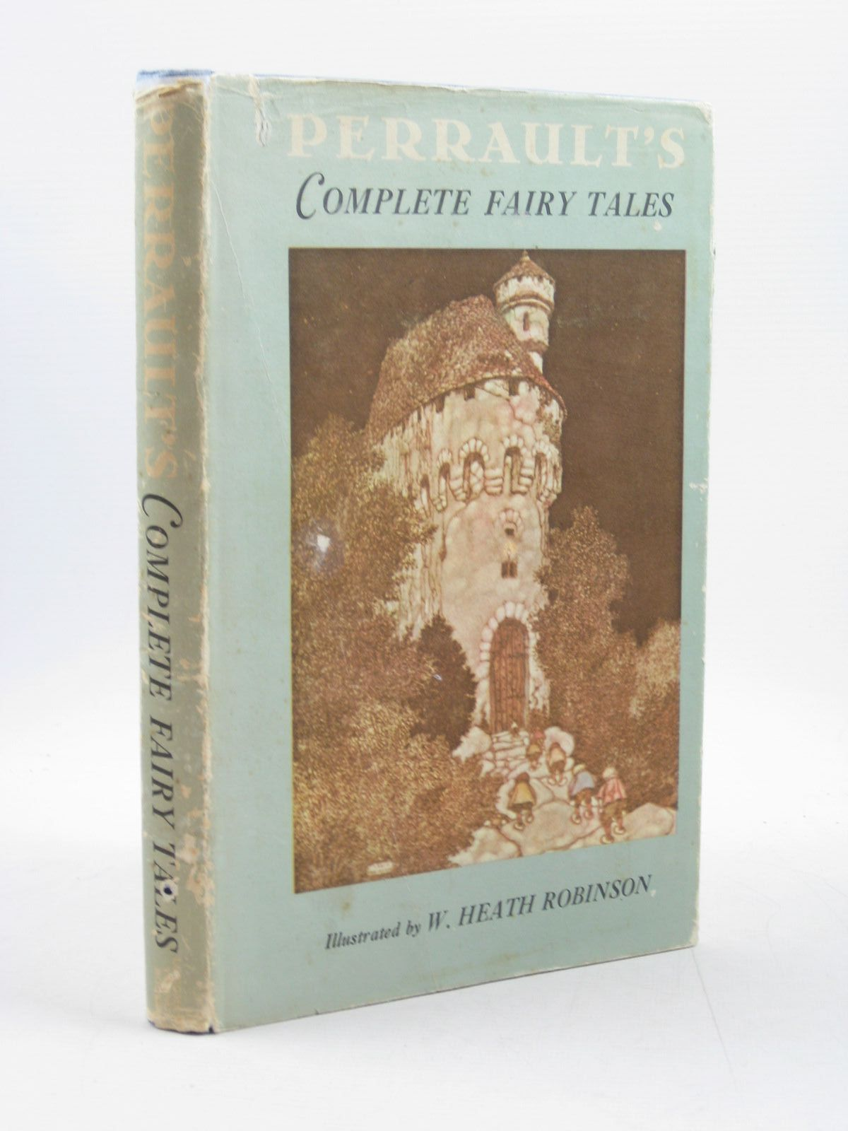 Photo of PERRAULT'S COMPLETE FAIRY TALES written by Perrault, Charles illustrated by Robinson, W. Heath published by Longman Young Books (STOCK CODE: 1503234)  for sale by Stella & Rose's Books