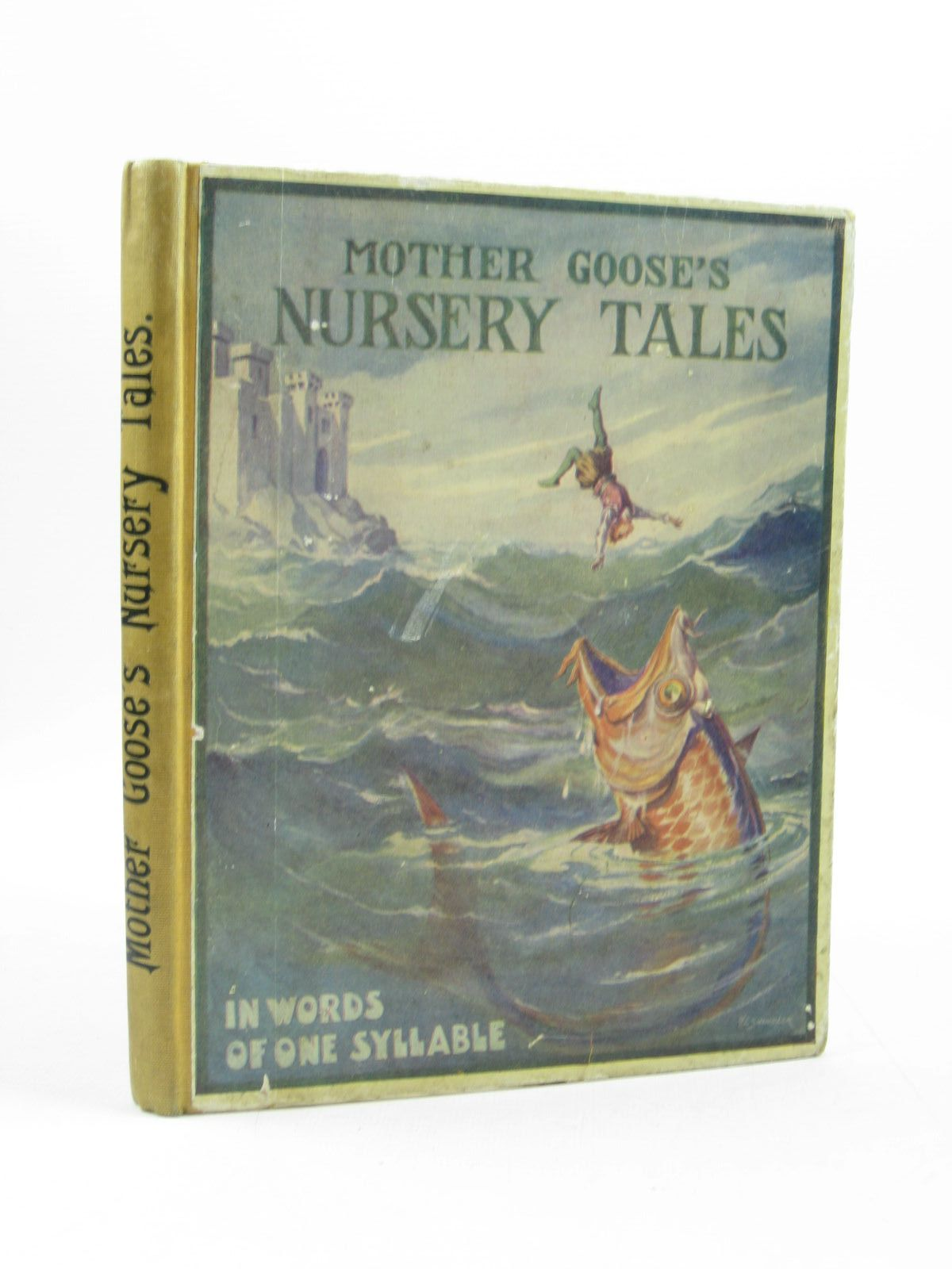 Photo of MOTHER GOOSE'S NURSERY TALES written by Pitt-Kethley, A. published by George Routledge & Sons Ltd. (STOCK CODE: 1503263)  for sale by Stella & Rose's Books