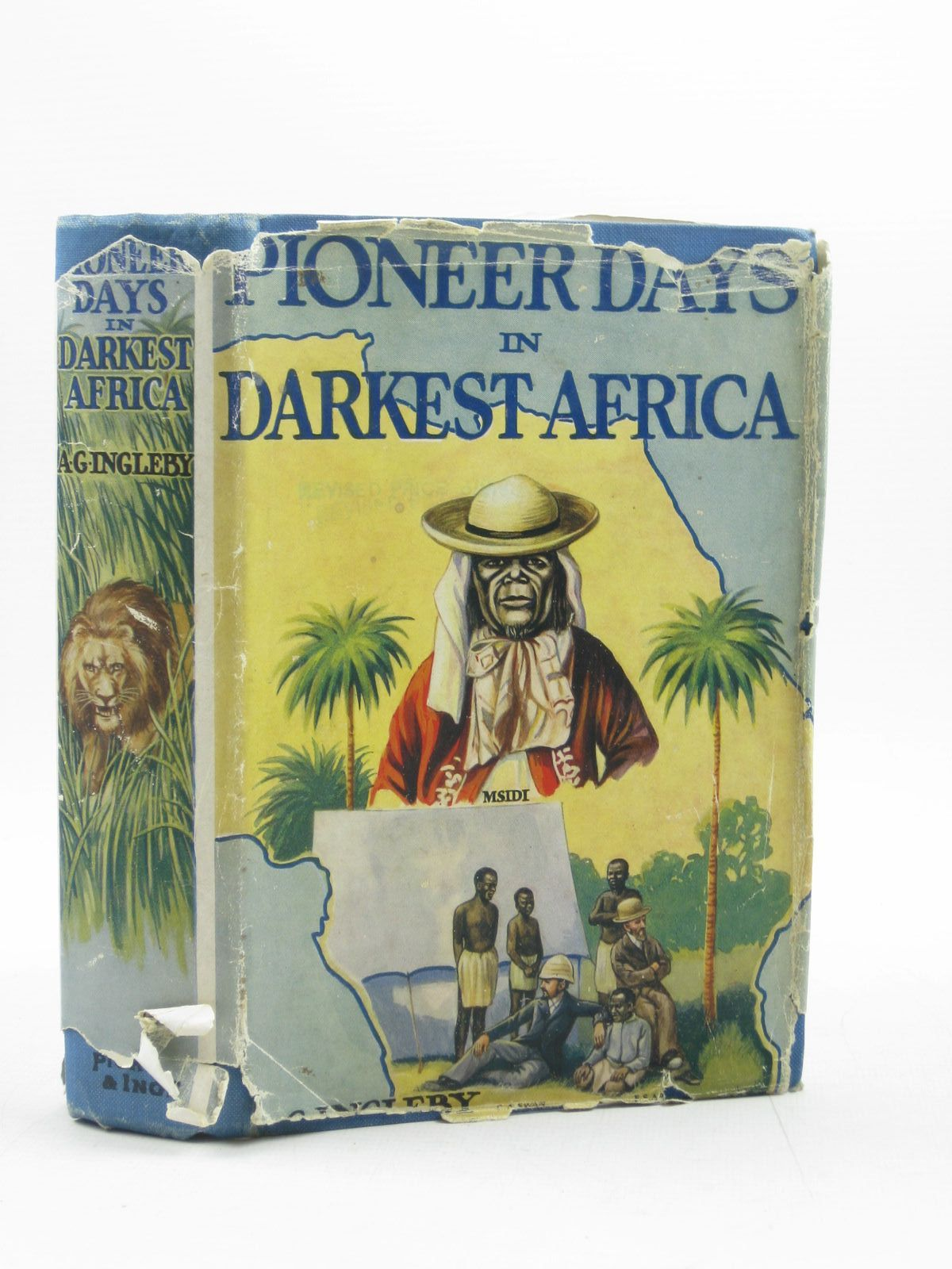 Photo of PIONEER DAYS IN DARKEST AFRICA written by Ingleby, Arthur G. published by Pickering & Inglis Ltd. (STOCK CODE: 1503398)  for sale by Stella & Rose's Books