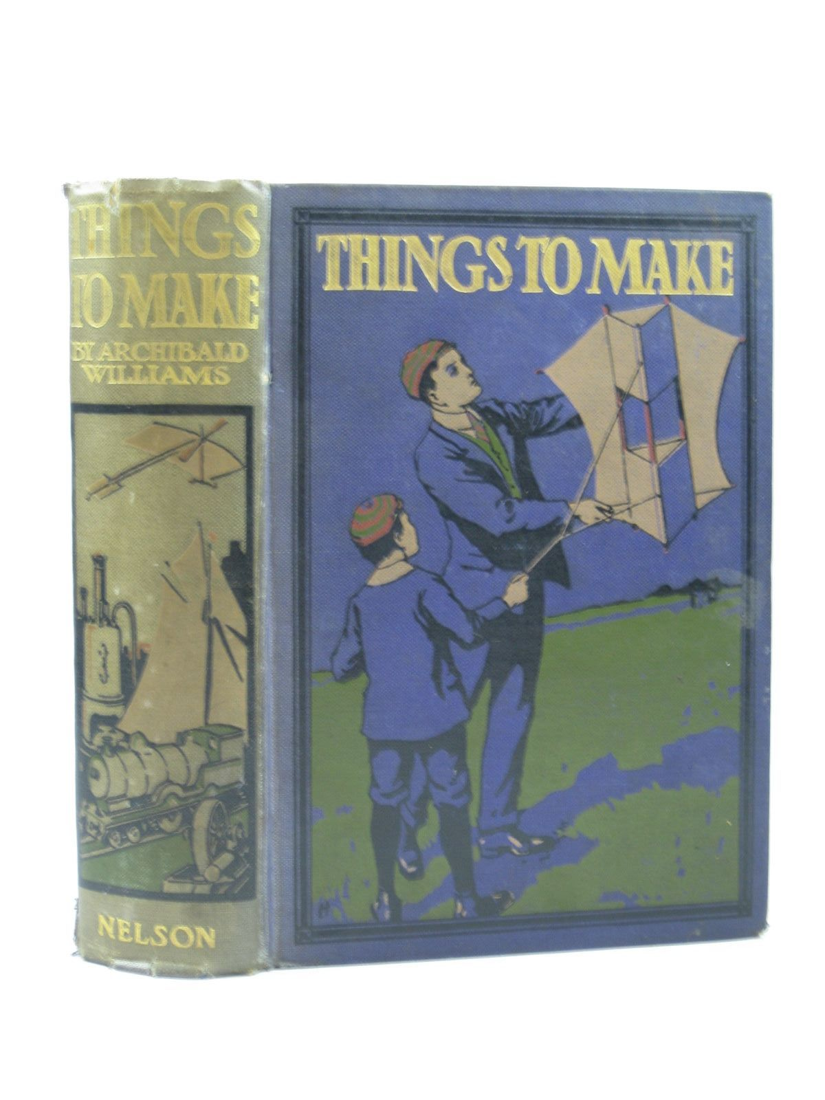 Photo of THINGS TO MAKE written by Williams, Archibald published by Thomas Nelson (STOCK CODE: 1503599)  for sale by Stella & Rose's Books