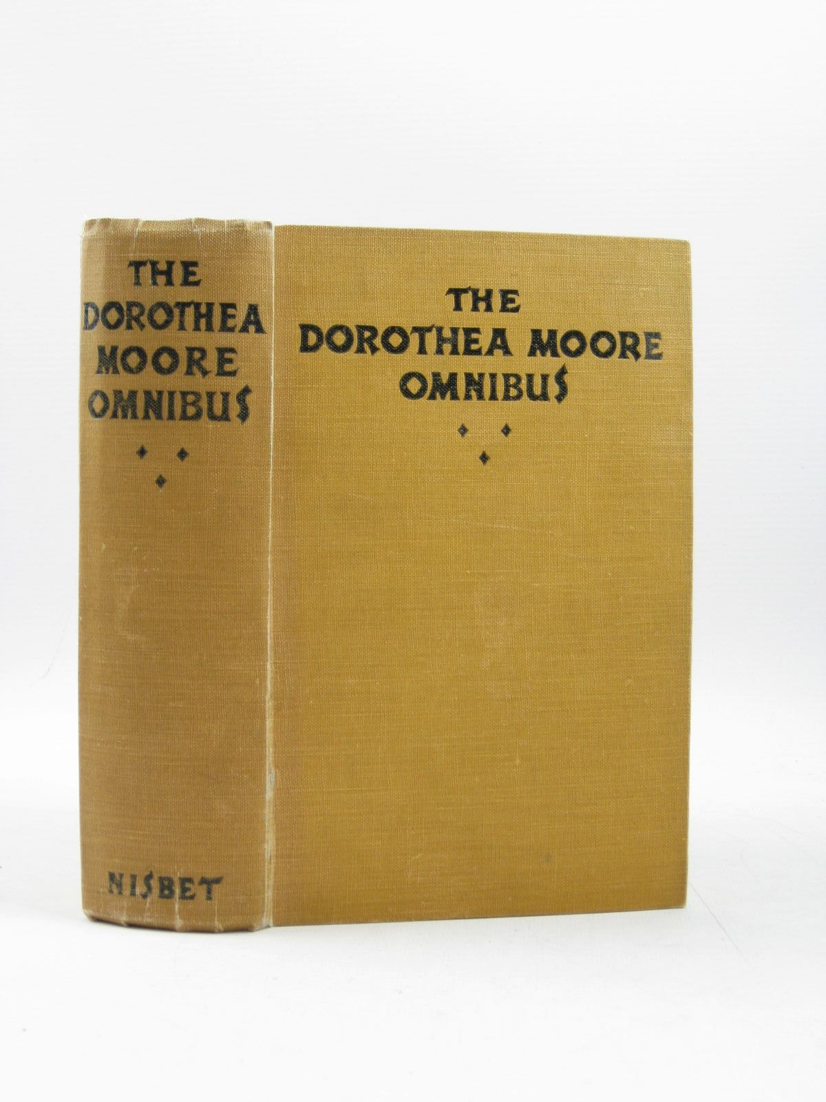 Photo of THE DOROTHEA MOORE OMNIBUS written by Moore, Dorothea published by Nisbet & Co. Ltd. (STOCK CODE: 1503698)  for sale by Stella & Rose's Books