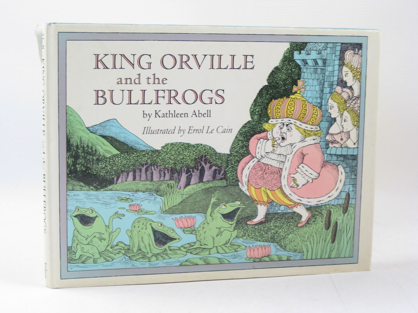 Photo of KING ORVILLE AND THE BULLFROGS