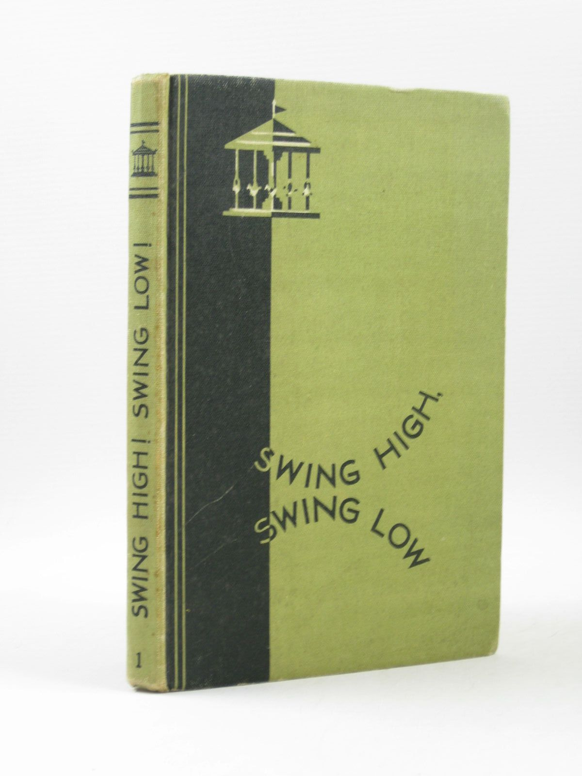 Photo of SWING HIGH! SWING LOW! written by Bradham, C. illustrated by Cable, W. Lindsay published by A. Wheaton & Co. Ltd. (STOCK CODE: 1503818)  for sale by Stella & Rose's Books