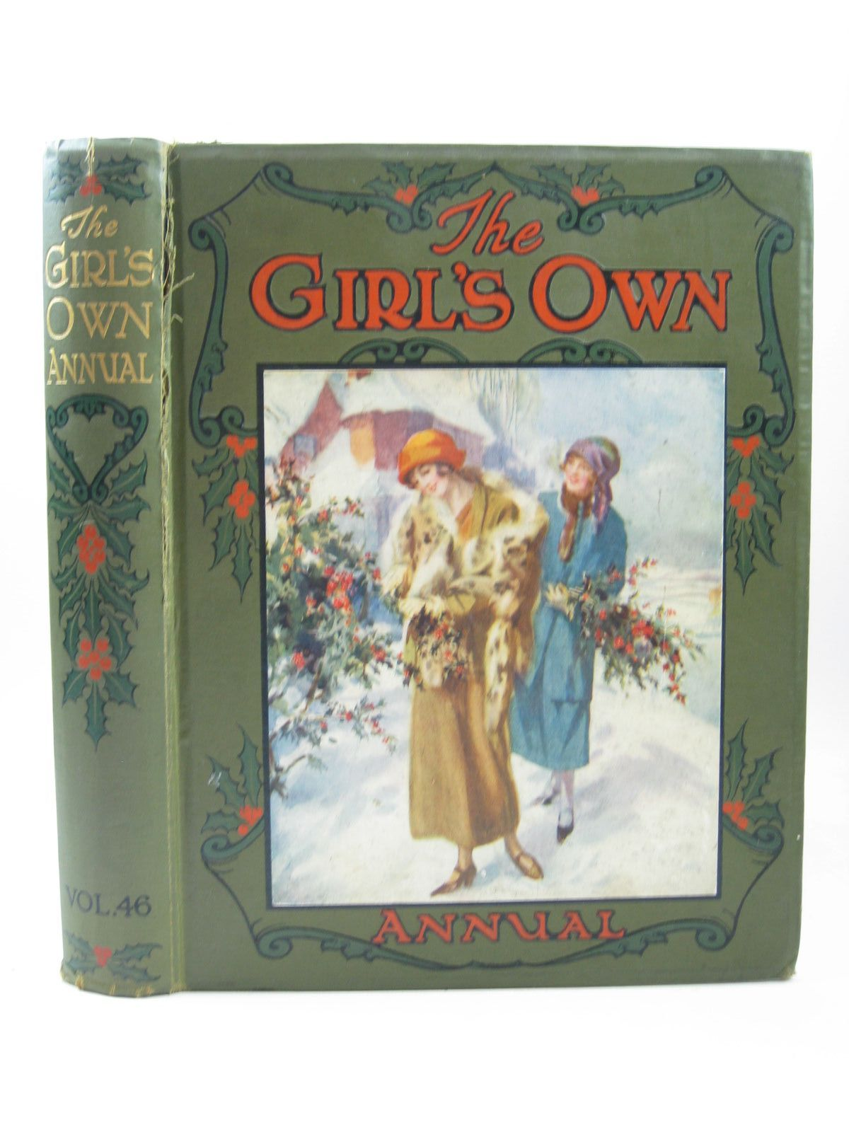 Photo of THE GIRL'S OWN ANNUAL - VOLUME 46