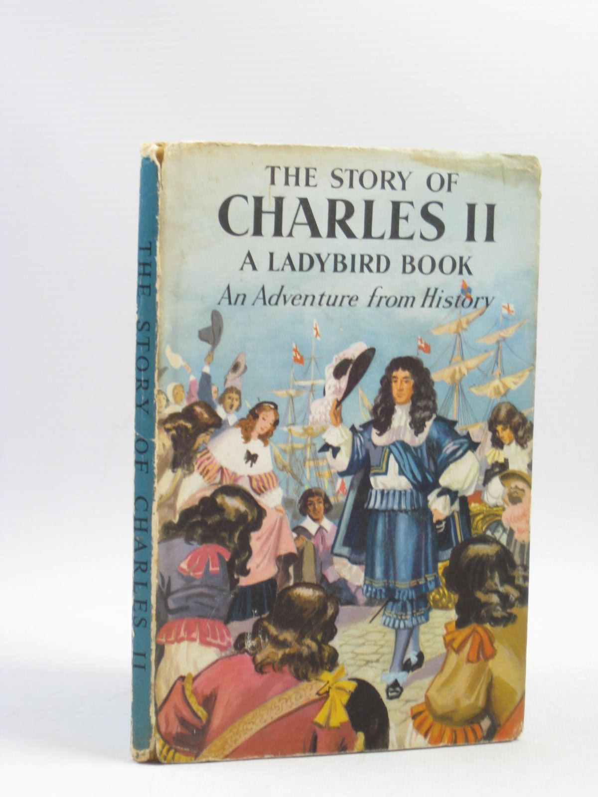 Photo of THE STORY OF CHARLES II written by Peach, L. Du Garde illustrated by Kenney, John published by Wills & Hepworth Ltd. (STOCK CODE: 1504061)  for sale by Stella & Rose's Books