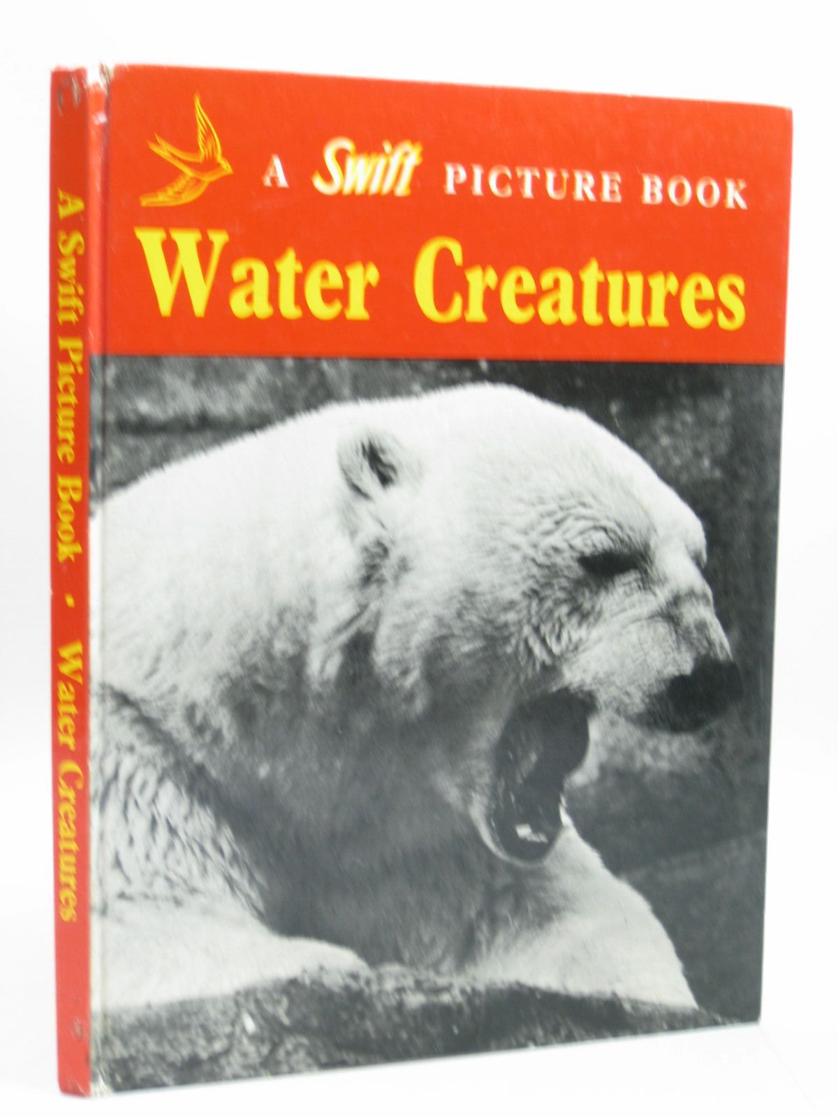 Photo of WATER CREATURES written by Burton, Maurice published by Longacre Press Ltd. (STOCK CODE: 1504113)  for sale by Stella & Rose's Books
