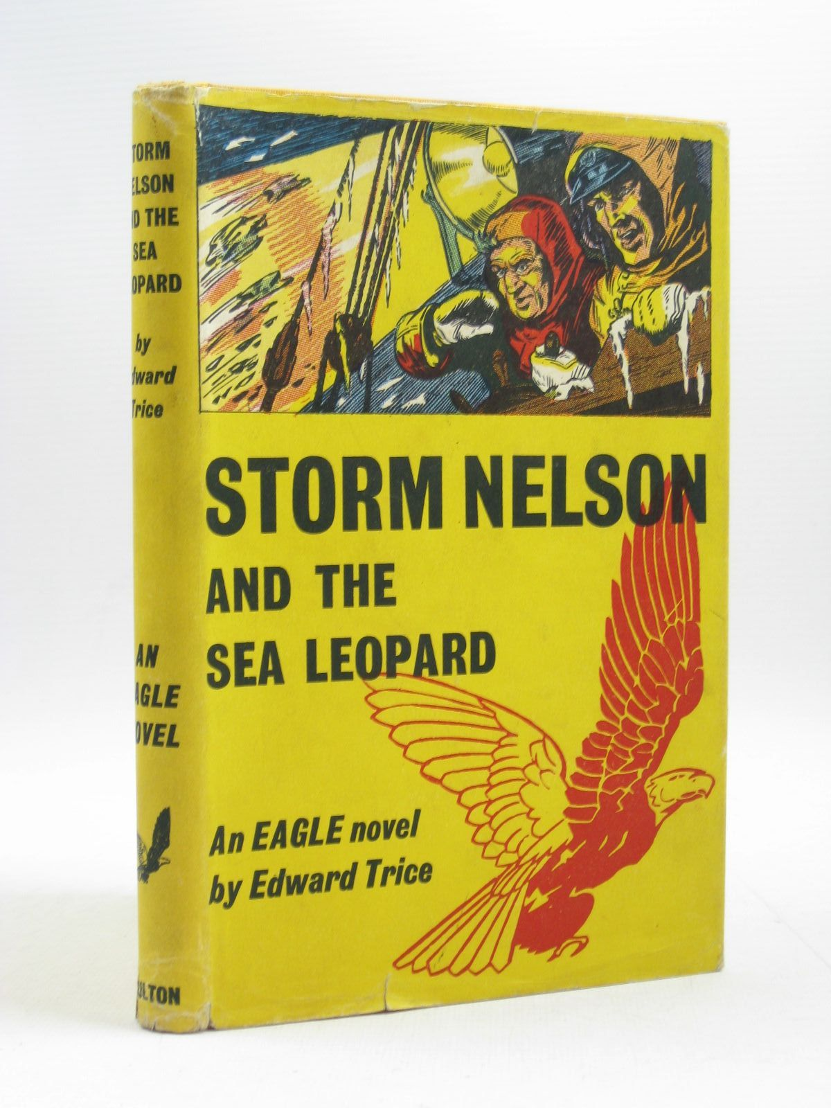 Photo of STORM NELSON AND THE SEA LEOPARD written by Trice, Edward published by Hulton Press (STOCK CODE: 1504128)  for sale by Stella & Rose's Books