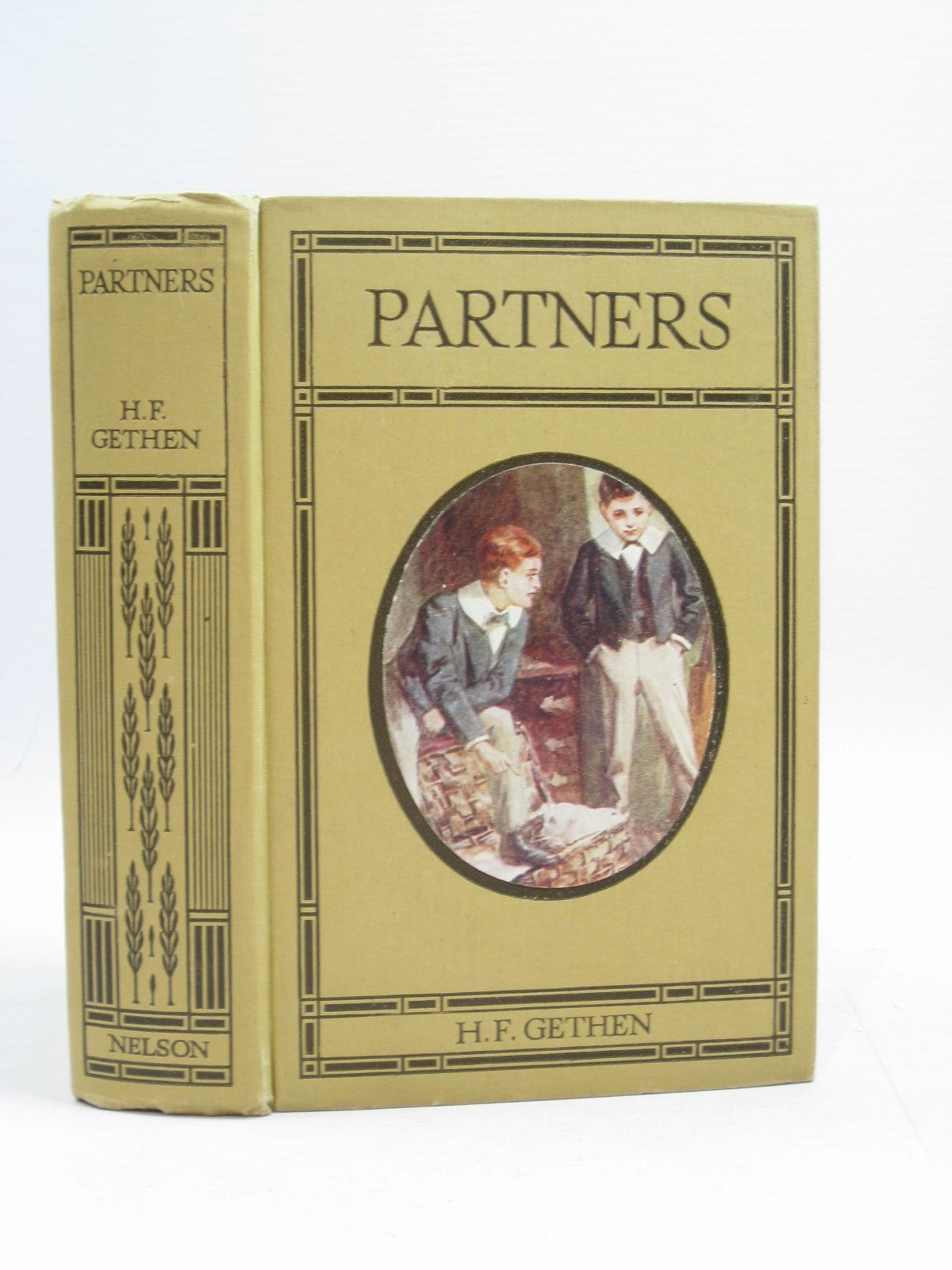 Photo of PARTNERS written by Gethen, H.F. illustrated by Hickling, P.B. published by Thomas Nelson & Sons (STOCK CODE: 1504247)  for sale by Stella & Rose's Books