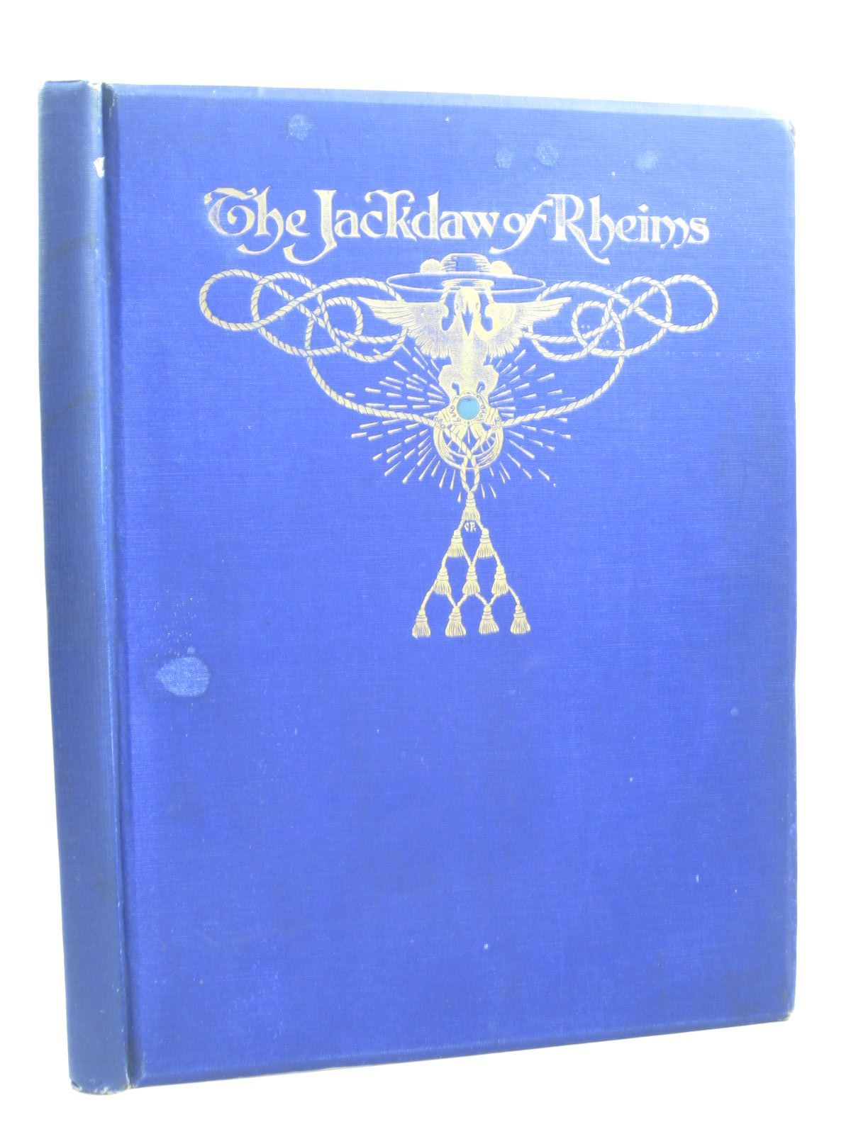 Photo of THE JACKDAW OF RHEIMS written by Ingoldsby, Thomas illustrated by Folkard, Charles published by Gay & Hancock (STOCK CODE: 1504296)  for sale by Stella & Rose's Books