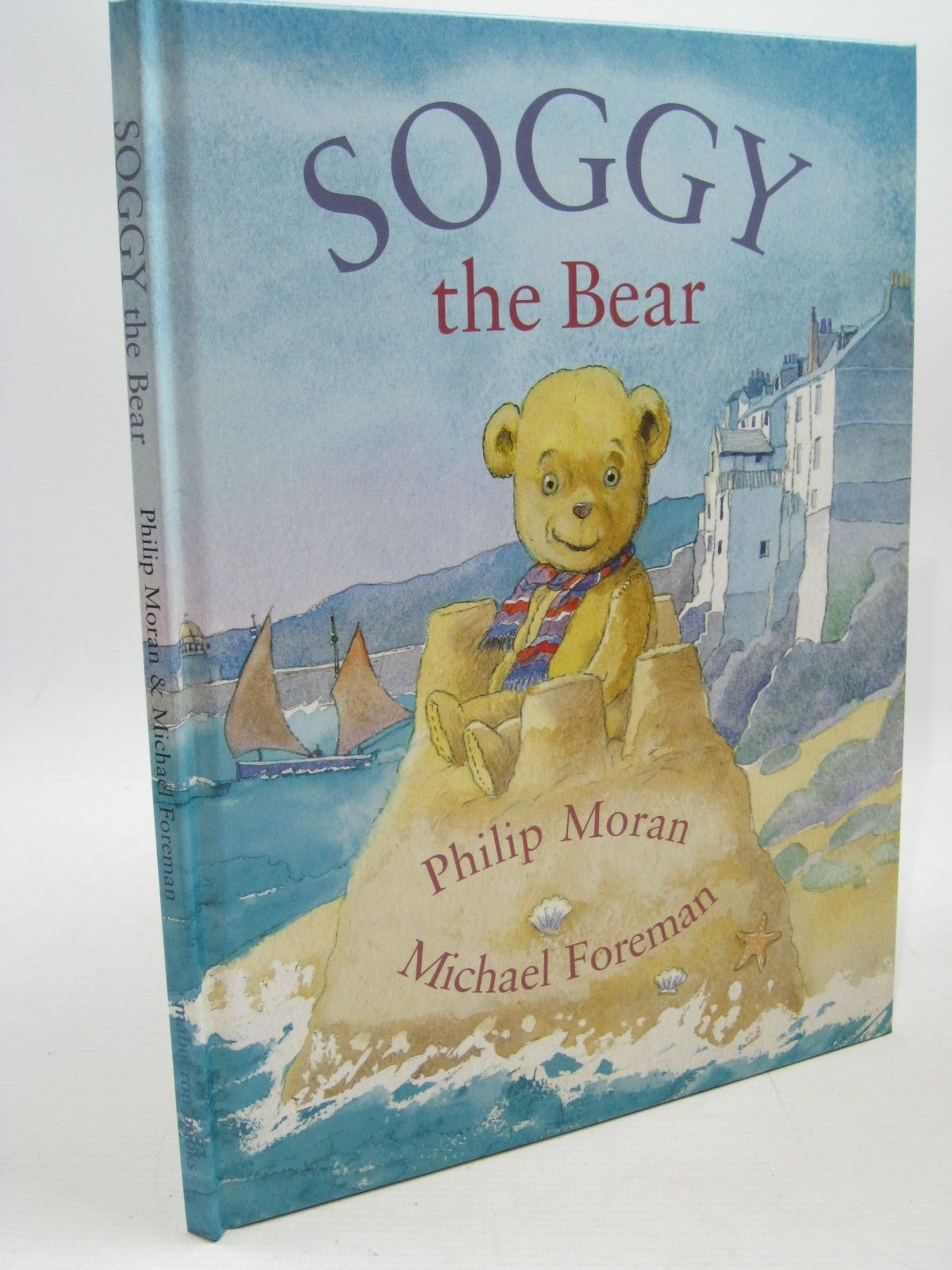 Photo of SOGGY THE BEAR