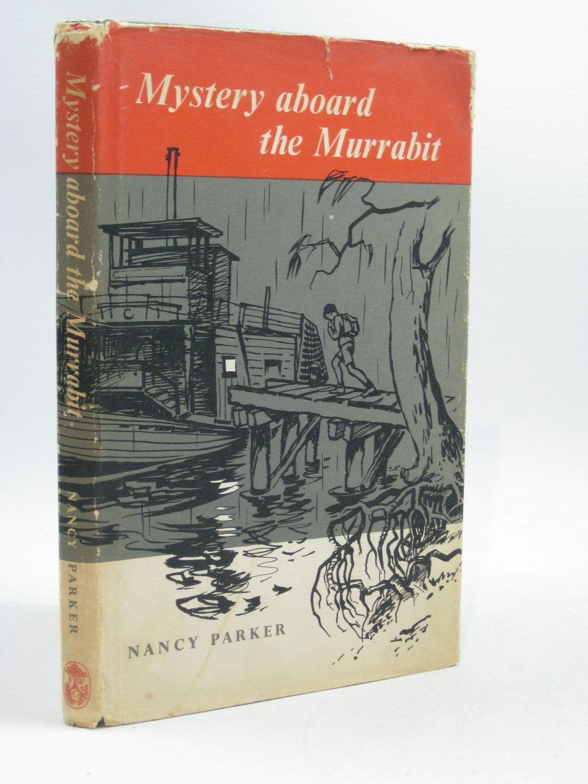 Photo of MYSTERY ABOARD THE MURRABIT written by Parker, Nancy illustrated by Parker, Nancy published by F.W. Cheshire (STOCK CODE: 1504467)  for sale by Stella & Rose's Books