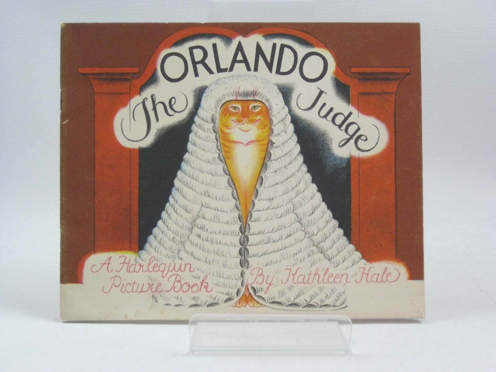 Photo of ORLANDO THE JUDGE