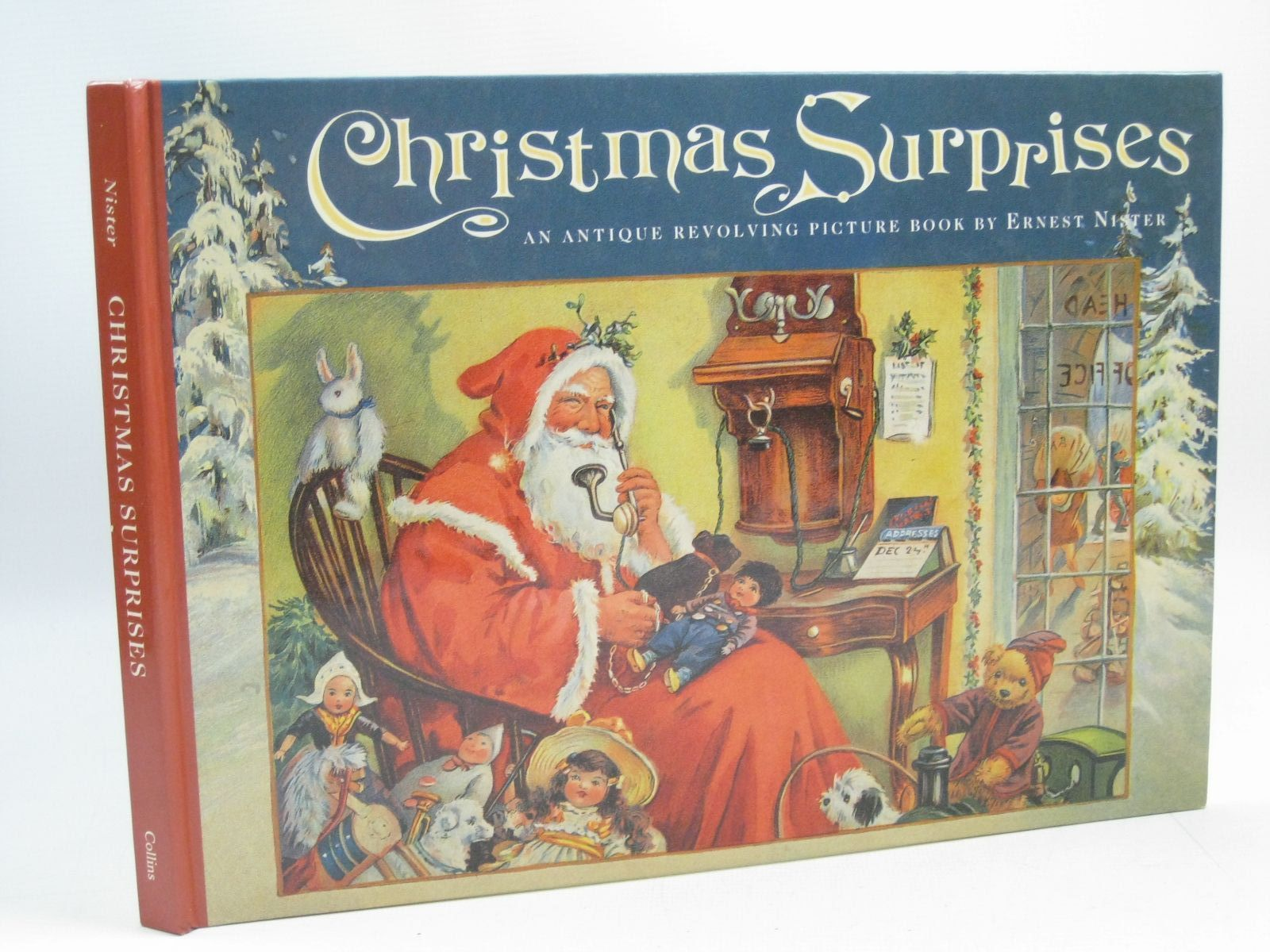 Photo of CHRISTMAS SURPRISES published by Collins (STOCK CODE: 1504551)  for sale by Stella & Rose's Books