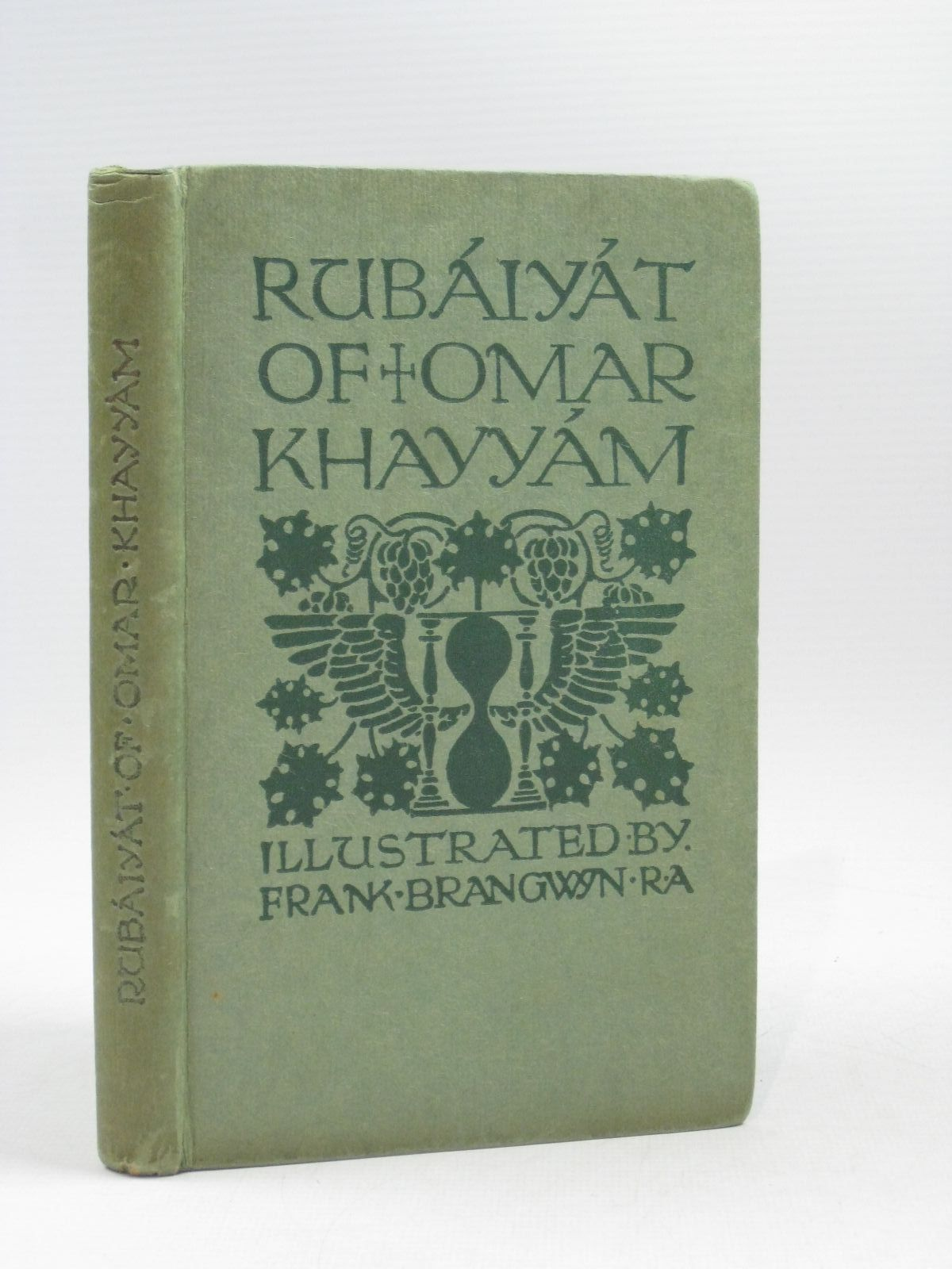 Photo of RUBAIYAT OF OMAR KHAYYAM written by Fitzgerald, Edward illustrated by Brangwyn, Frank published by T.N. Foulis (STOCK CODE: 1504662)  for sale by Stella & Rose's Books