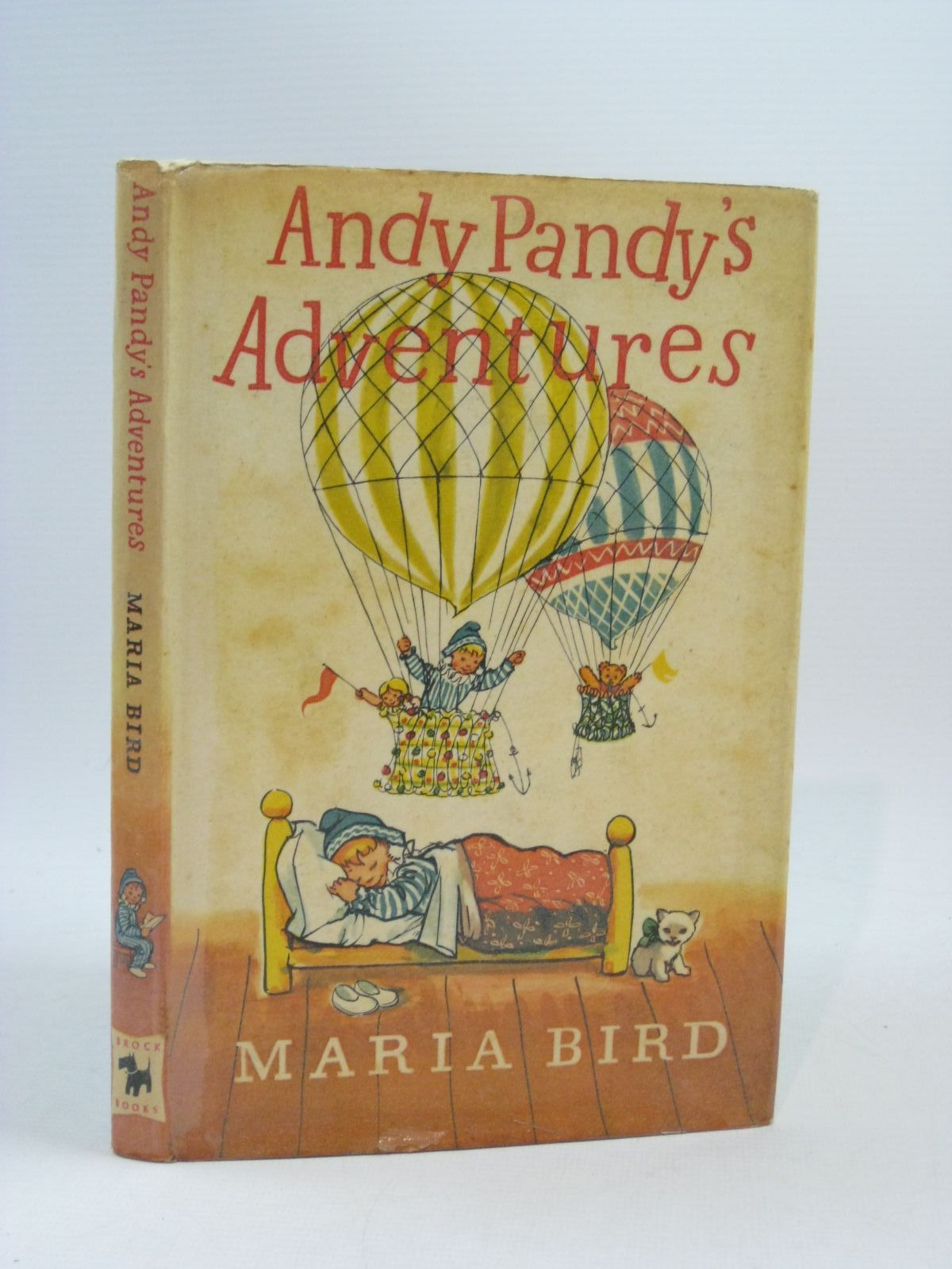 Photo of ANDY PANDY'S ADVENTURES written by Bird, Maria illustrated by Wright, Matvyn published by Brockhampton Press Ltd. (STOCK CODE: 1504696)  for sale by Stella & Rose's Books