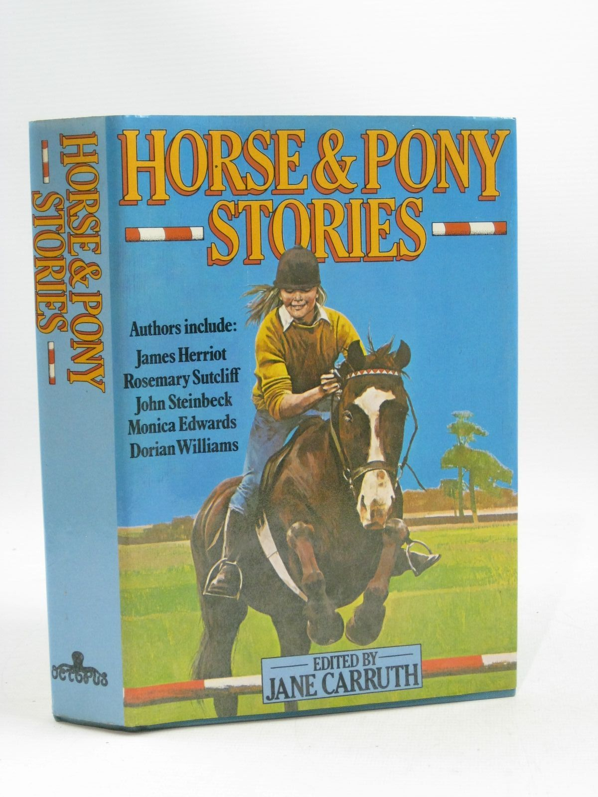 Photo of HORSE AND PONY STORIES written by Carruth, Jane published by Octopus (STOCK CODE: 1504716)  for sale by Stella & Rose's Books