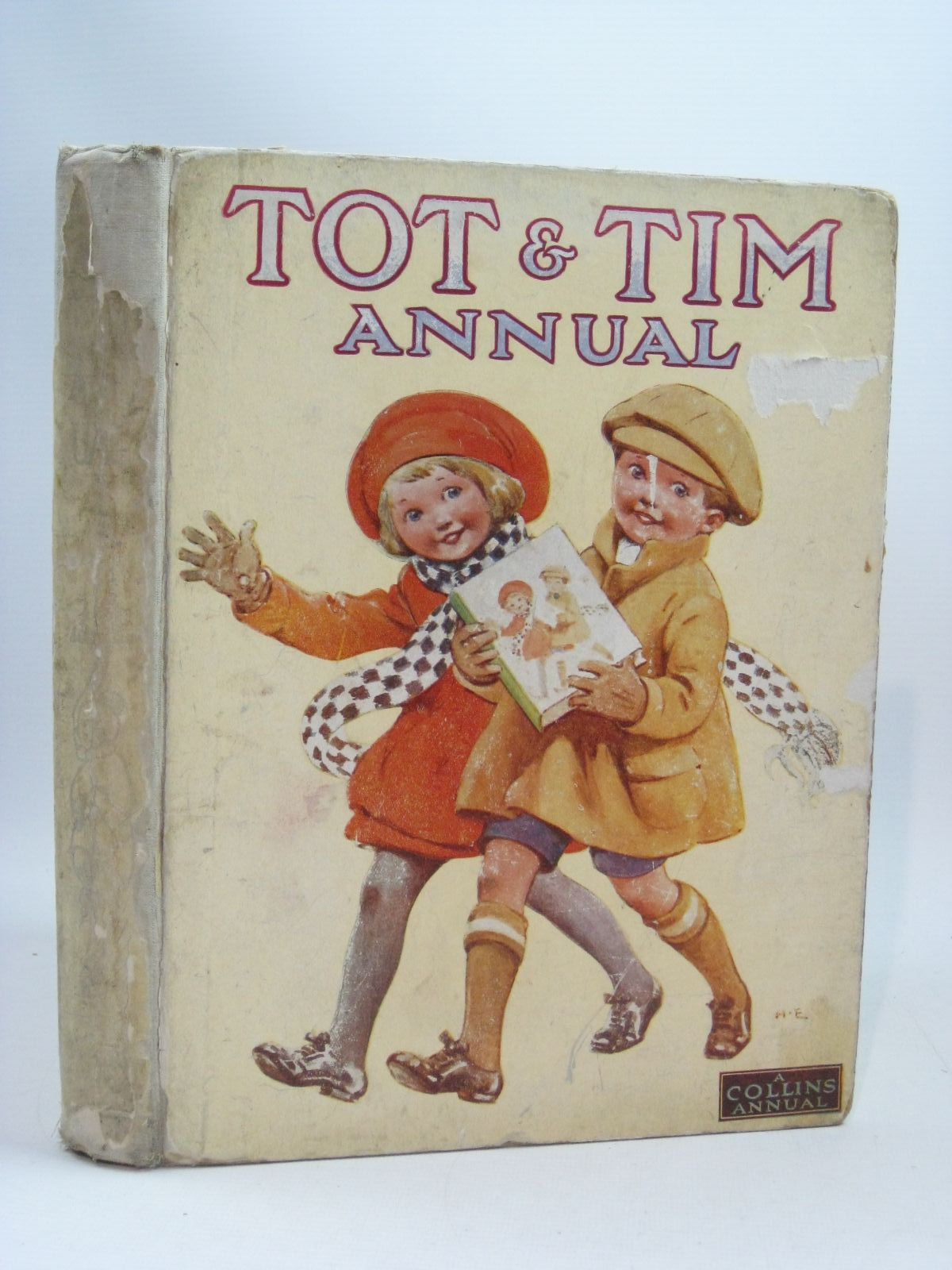 Photo of TOT AND TIM ANNUAL written by Tadema, Laurence Alma<br />Massie, Alice<br />Leonard, Bertha<br />Talbot, Ethel<br />Joan, Natalie<br />et al, illustrated by Anderson, Anne<br />Rees, E. Dorothy<br />Lodge, Grace<br />Lambert, H.G.C. Marsh<br />Neilson, Harry B.<br />et al., published by Collins Clear-Type Press (STOCK CODE: 1504777)  for sale by Stella & Rose's Books
