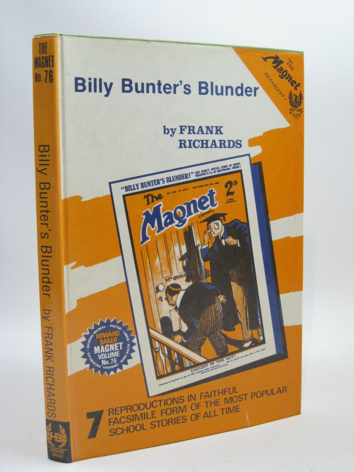 Photo of BILLY BUNTER'S BLUNDER