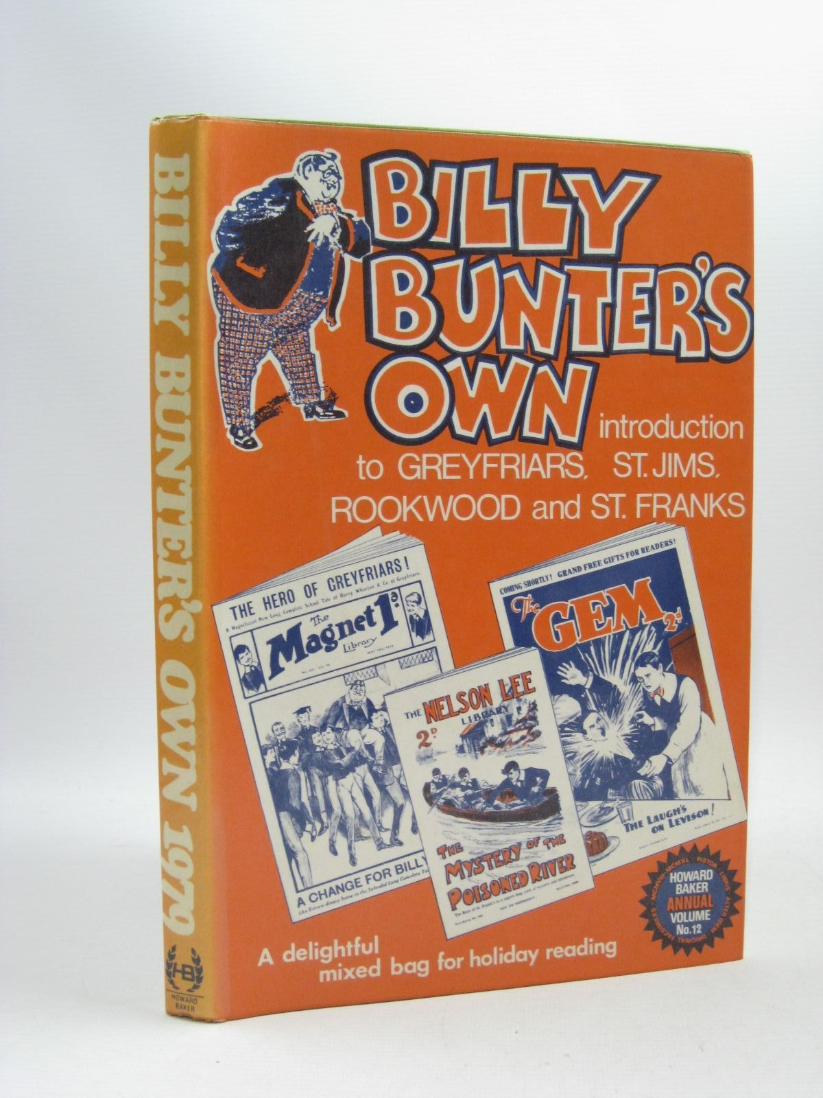 Photo of BILLY BUNTER'S OWN