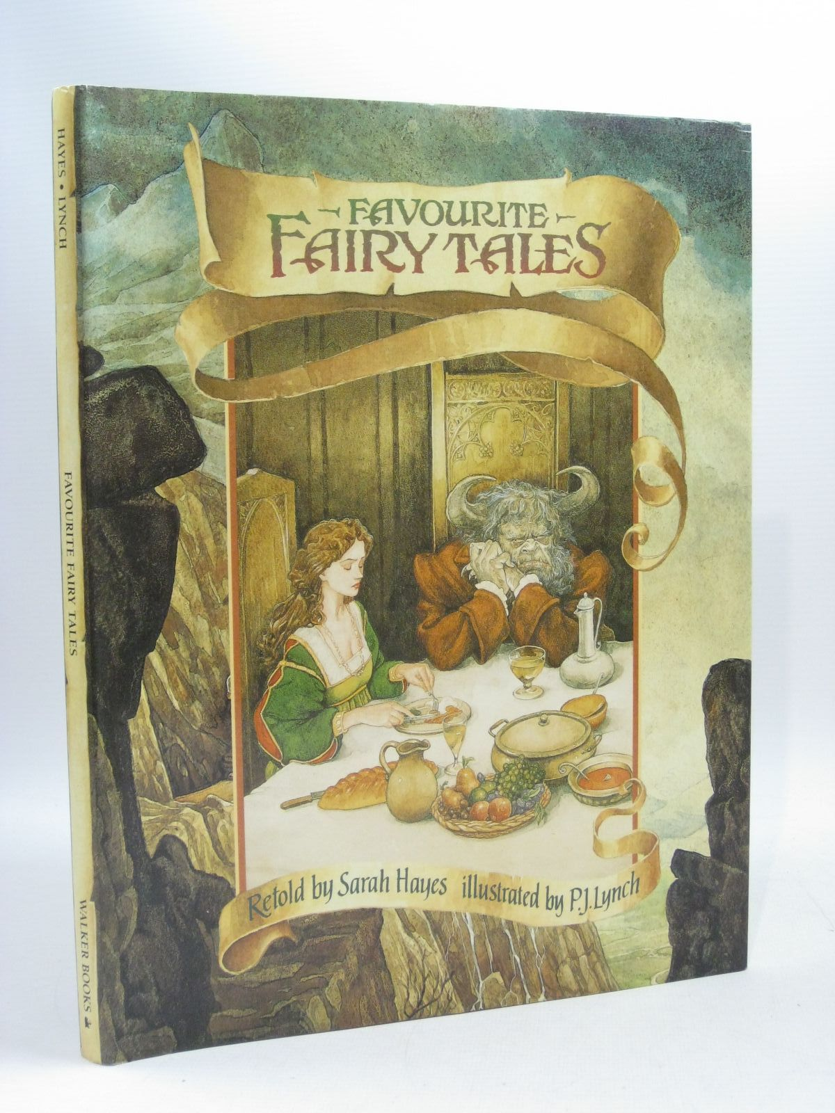 Photo of FAVOURITE FAIRY TALES written by Hayes, Sarah illustrated by Lynch, P.J. published by Walker Books (STOCK CODE: 1504851)  for sale by Stella & Rose's Books