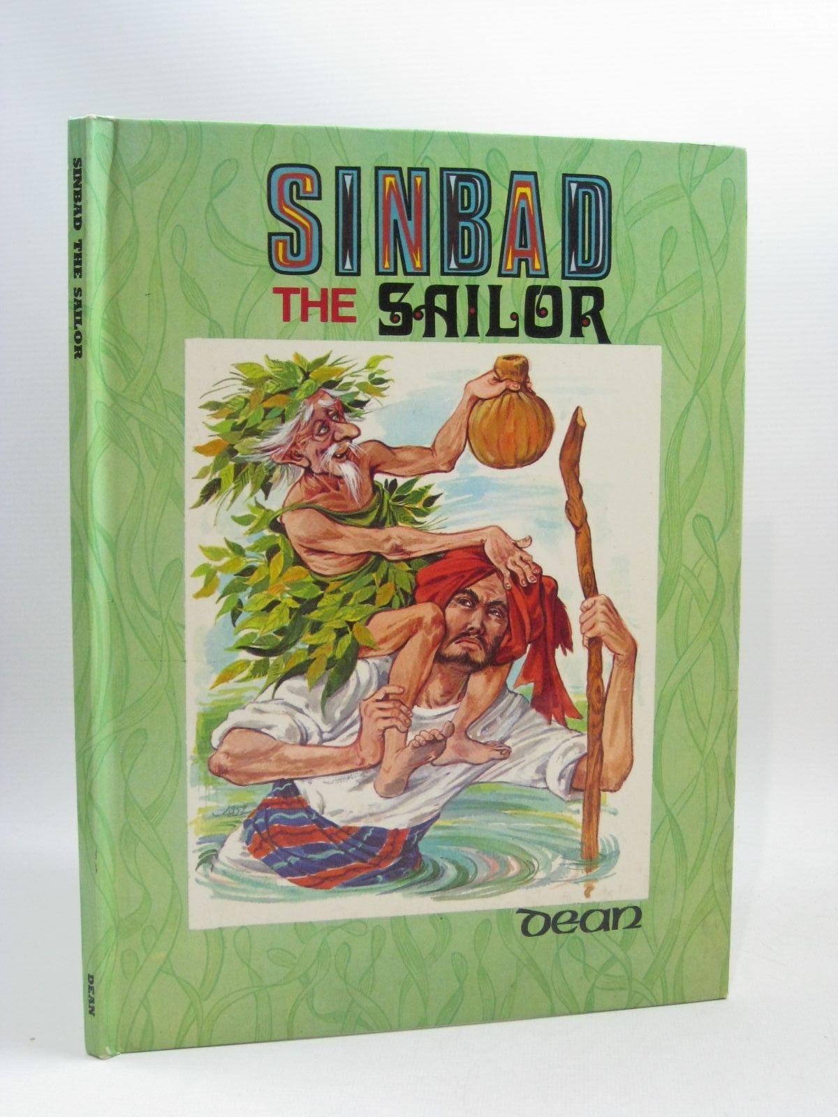Photo of SINBAD THE SAILOR written by Dzierzek, Anna<br />Dzierzek, Danuta illustrated by Dzierzek, Anna<br />Dzierzek, Danuta published by Dean & Son Ltd. (STOCK CODE: 1504855)  for sale by Stella & Rose's Books