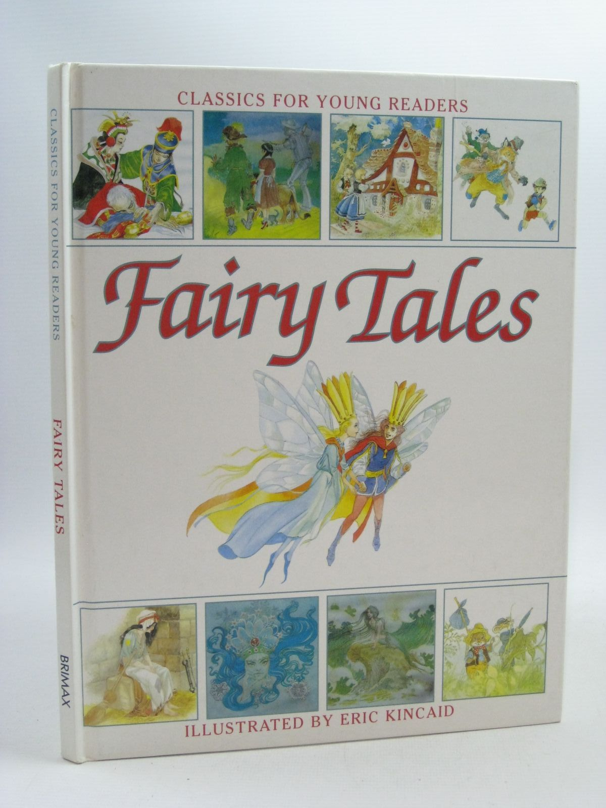 Photo of FAIRY TALES illustrated by Kincaid, Eric published by Brimax Books (STOCK CODE: 1504868)  for sale by Stella & Rose's Books