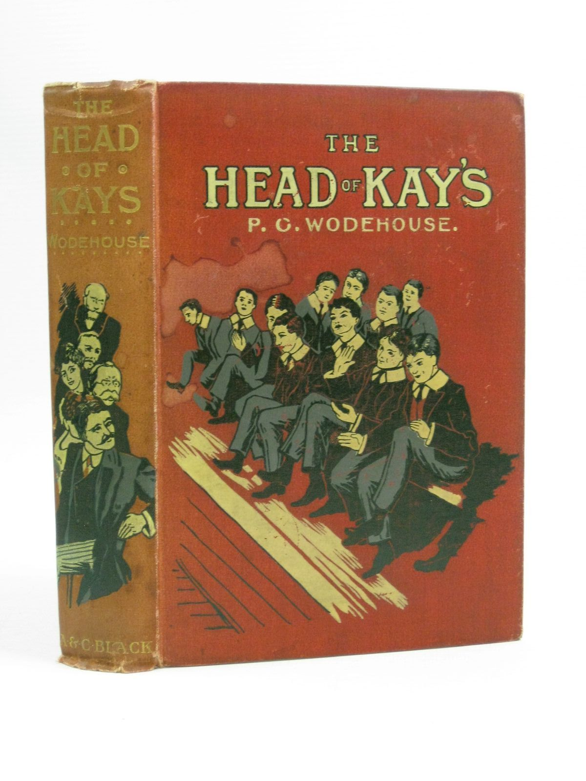 Photo of THE HEAD OF KAY'S
