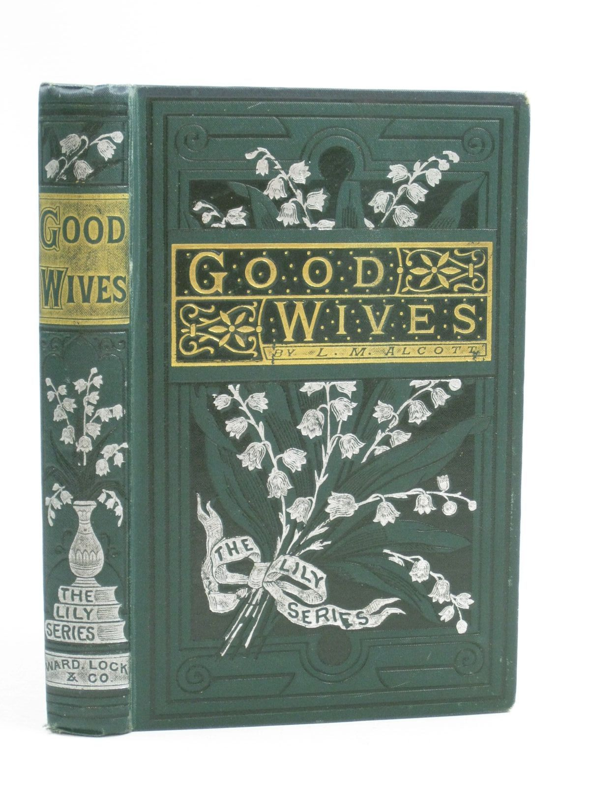 Photo of GOOD WIVES written by Alcott, Louisa M. published by Ward, Lock & Co. (STOCK CODE: 1505012)  for sale by Stella & Rose's Books