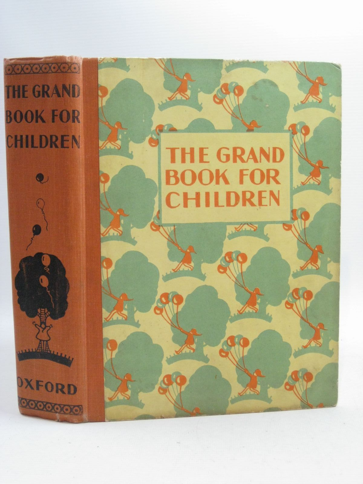 Photo of THE GRAND BOOK FOR CHILDREN