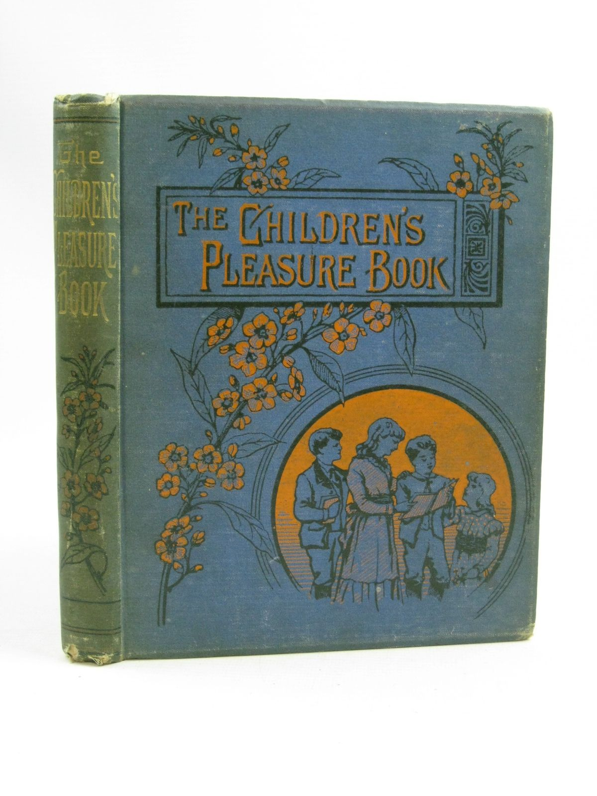 Photo of THE CHILDREN'S PLEASURE BOOK written by Kingston, W.H.G.<br />Forbes, A.G.<br />Burnett, W.<br />et al, published by J.S. Virtue & Company Limited (STOCK CODE: 1505077)  for sale by Stella & Rose's Books