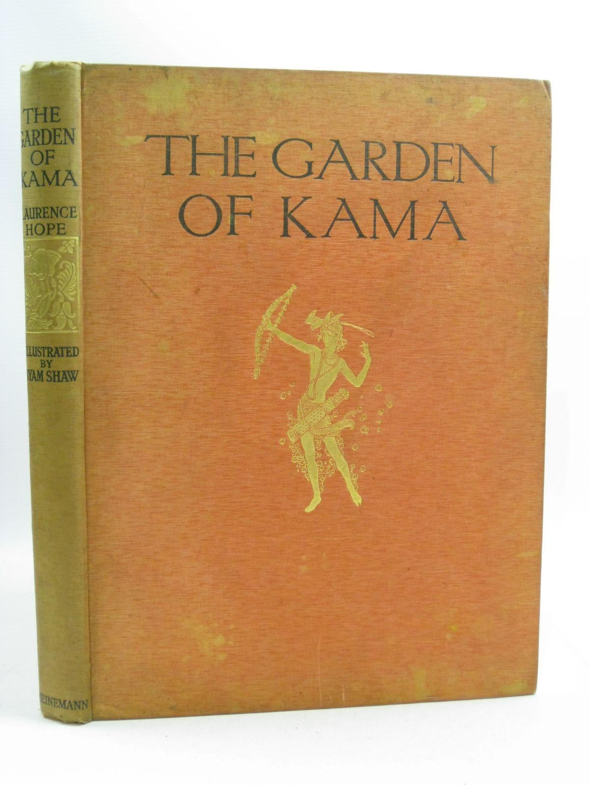 Photo of THE GARDEN OF KAMA written by Hope, Laurence illustrated by Shaw, Byam published by William Heinemann (STOCK CODE: 1505089)  for sale by Stella & Rose's Books