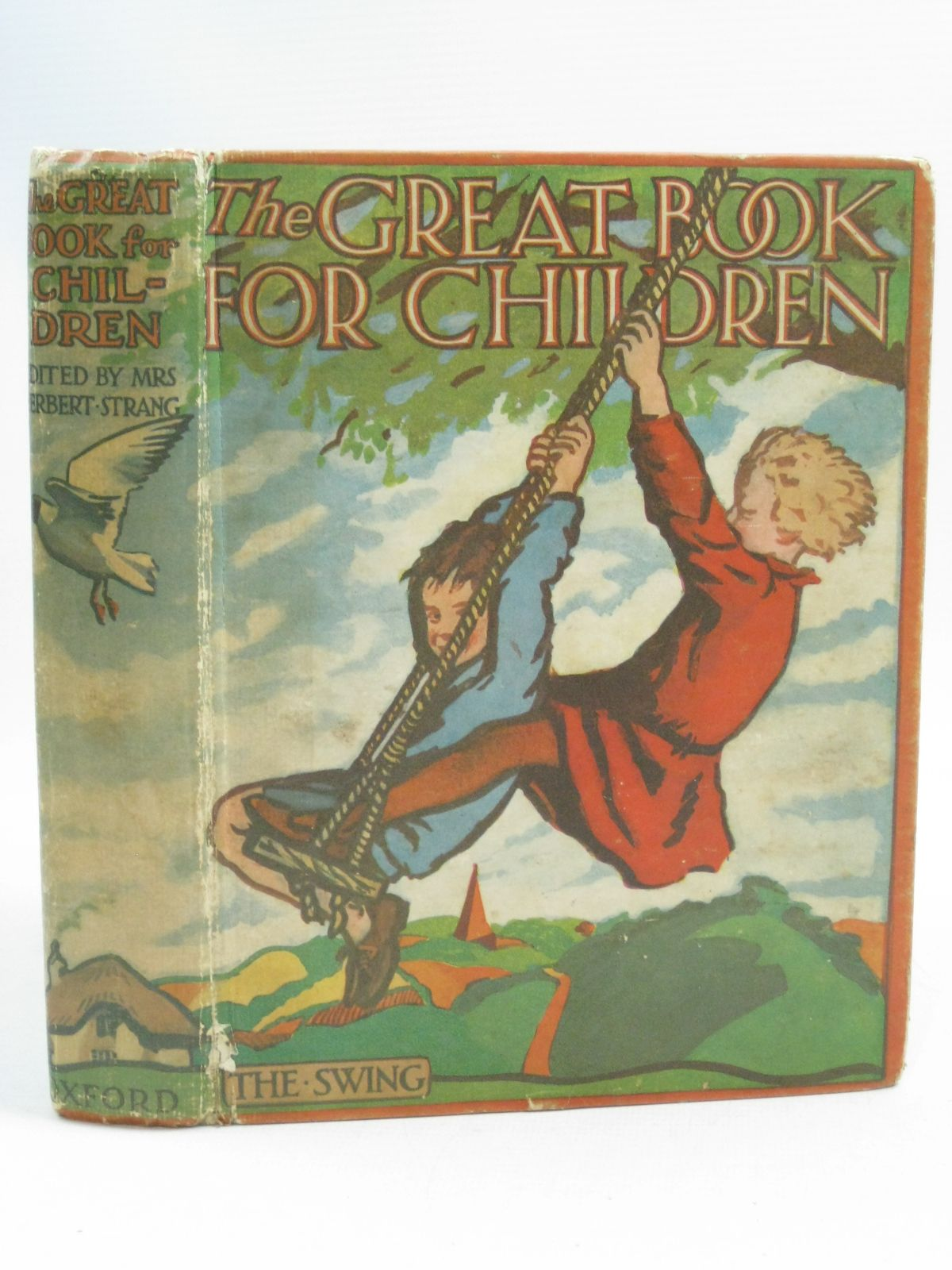 Photo of THE GREAT BOOK FOR CHILDREN written by Strang, Mrs. Herbert<br />et al, illustrated by Rees, E. Dorothy<br />et al., published by Humphrey Milford, Oxford University Press (STOCK CODE: 1505126)  for sale by Stella & Rose's Books