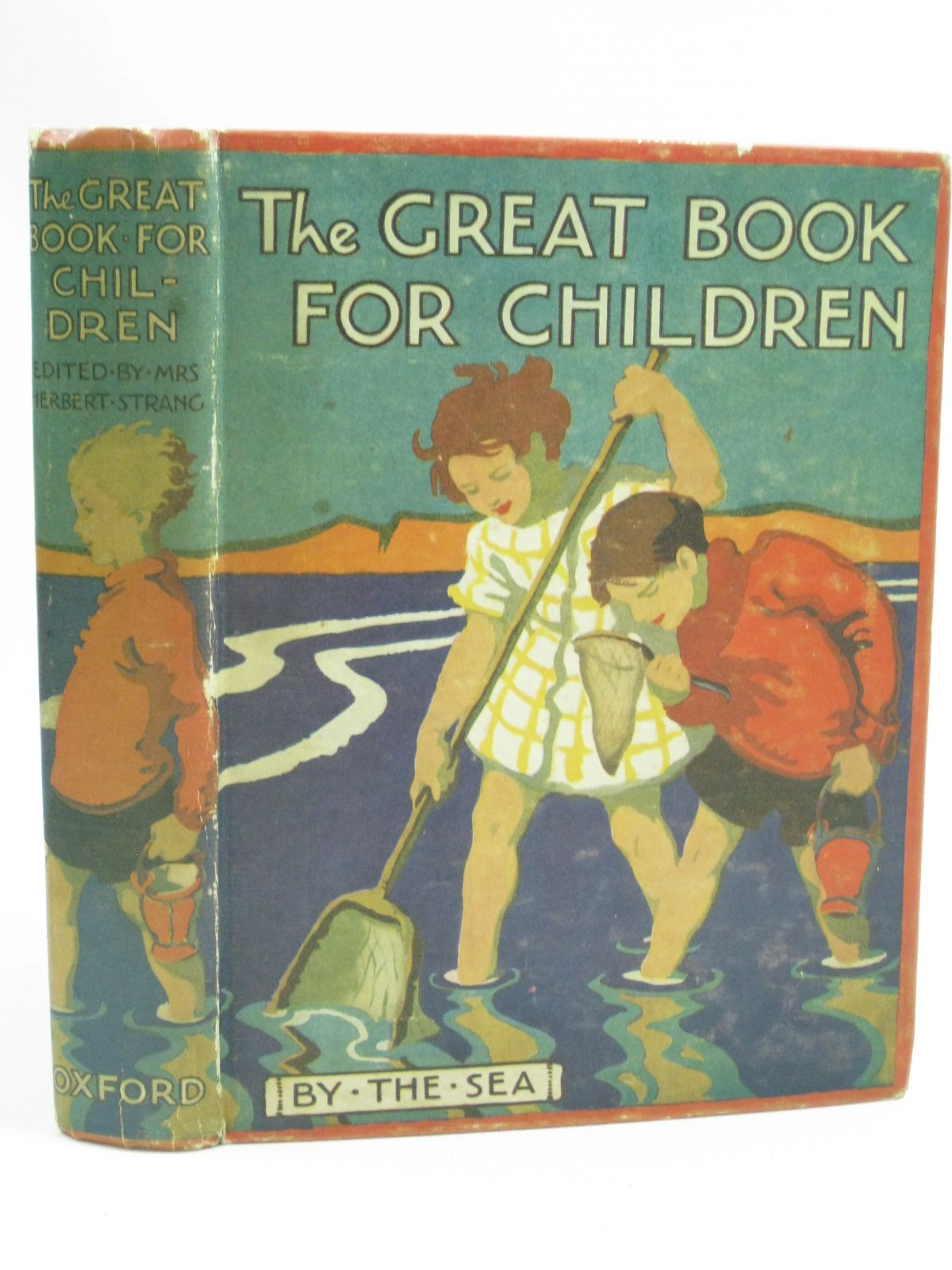 Photo of THE GREAT BOOK FOR CHILDREN written by Strang, Mrs. Herbert<br />et al, illustrated by Reeve, Mary S.<br />Aris, Ernest A.<br />Anderson, Anne<br />Smith, May<br />et al., published by Humphrey Milford, Oxford University Press (STOCK CODE: 1505127)  for sale by Stella & Rose's Books