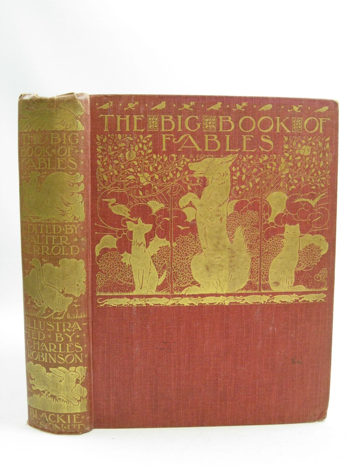 Photo of THE BIG BOOK OF FABLES