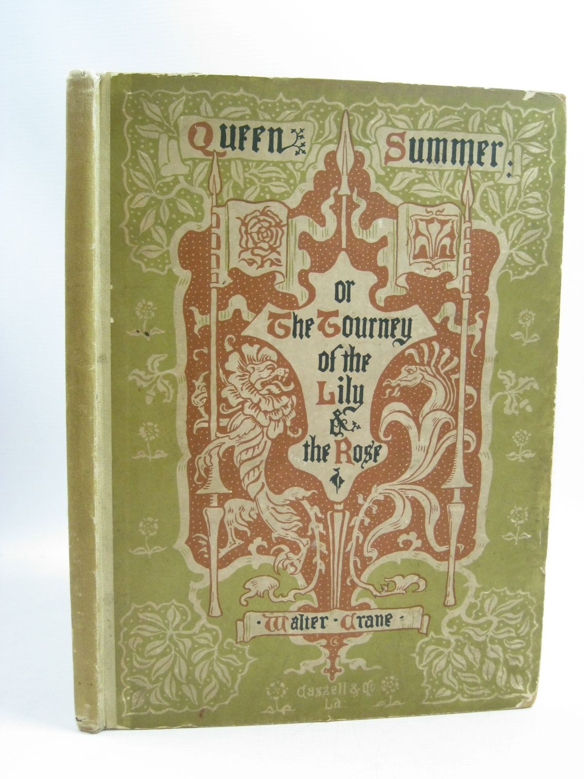 Photo of QUEEN SUMMER OR THE JOURNEY OF THE LILY AND THE ROSE