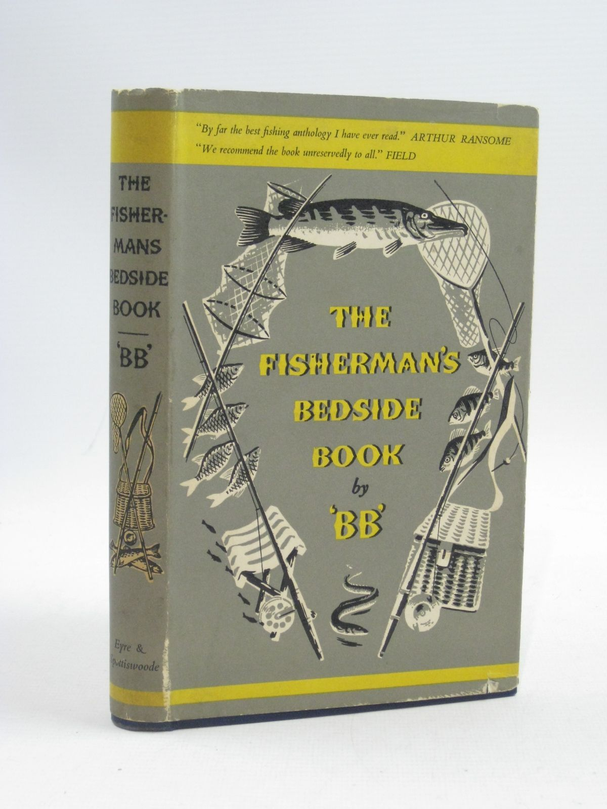 Photo of THE FISHERMAN'S BEDSIDE BOOK
