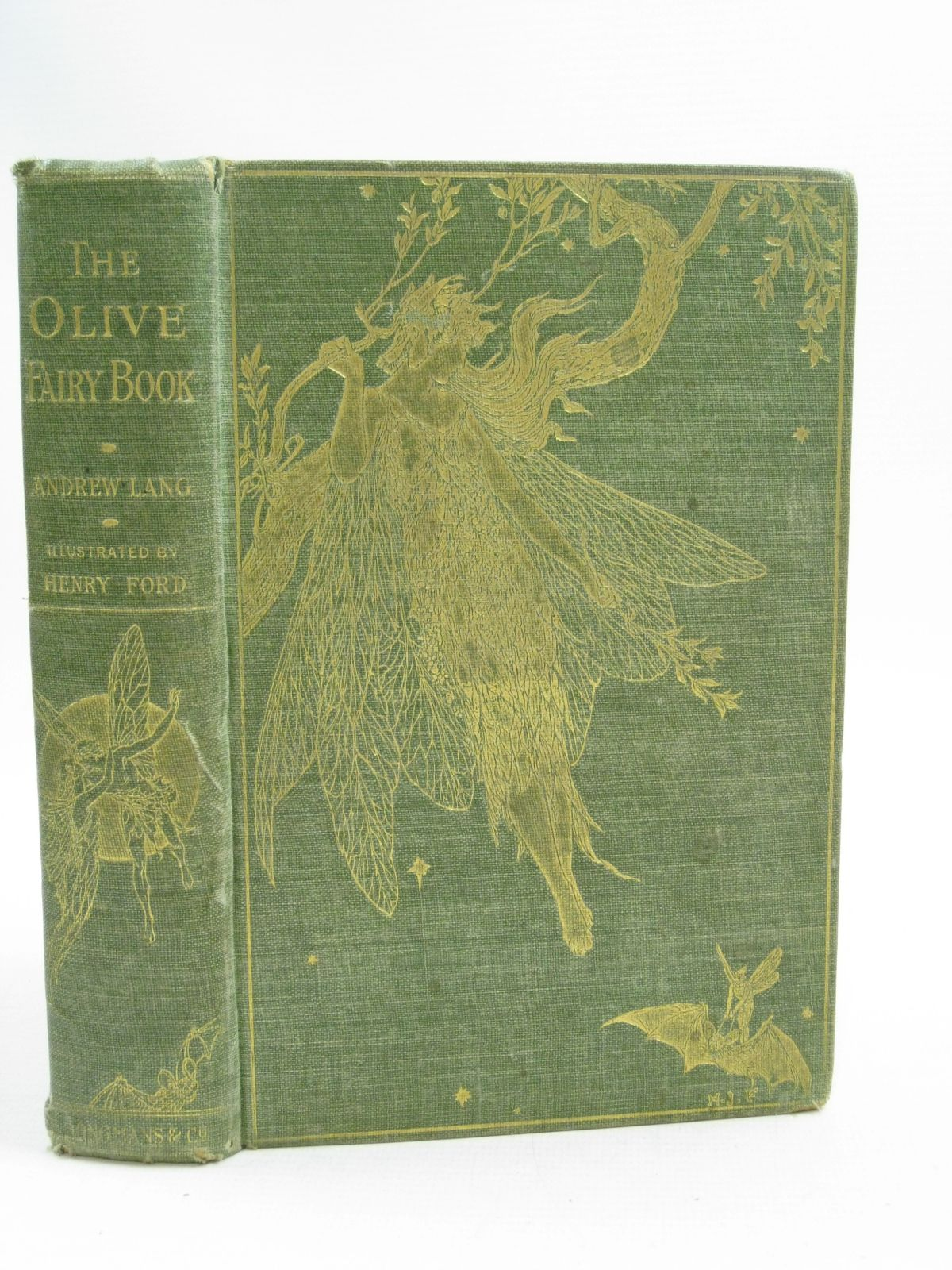 Photo of THE OLIVE FAIRY BOOK
