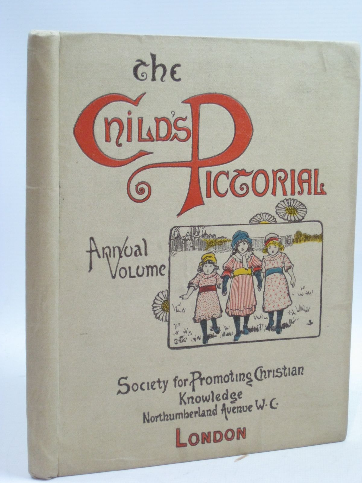 Photo of THE CHILD'S PICTORIAL ANNUAL VOLUME 1896 written by Molesworth, Mrs.<br />Wood, Theodore<br />et al, illustrated by Morgan, W.J.<br />et al., published by Society for Promoting Christian Knowledge (STOCK CODE: 1505177)  for sale by Stella & Rose's Books