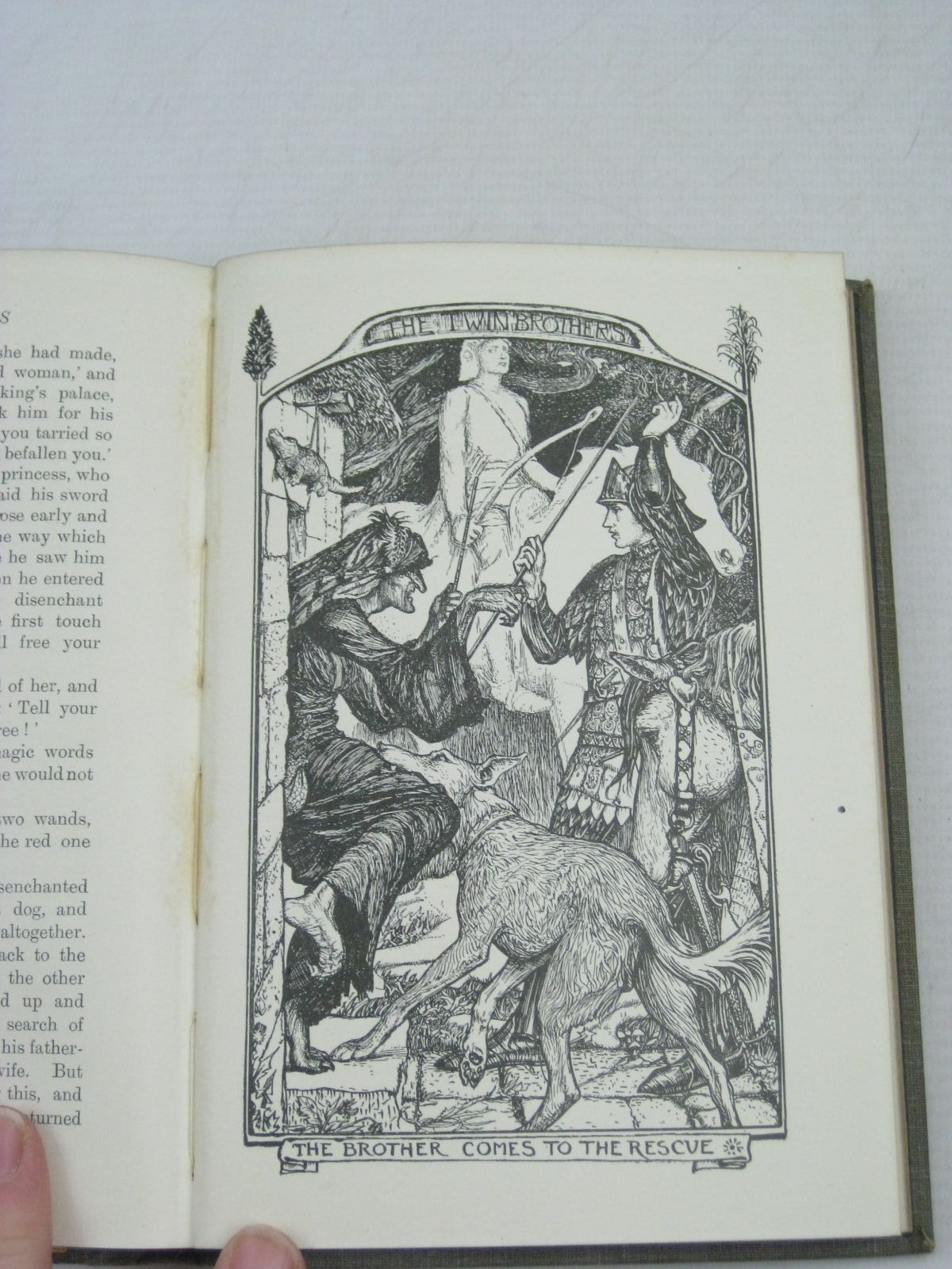 Photo of THE GREY FAIRY BOOK written by Lang, Andrew illustrated by Ford, H.J. published by Longmans, Green & Co. (STOCK CODE: 1505191)  for sale by Stella & Rose's Books