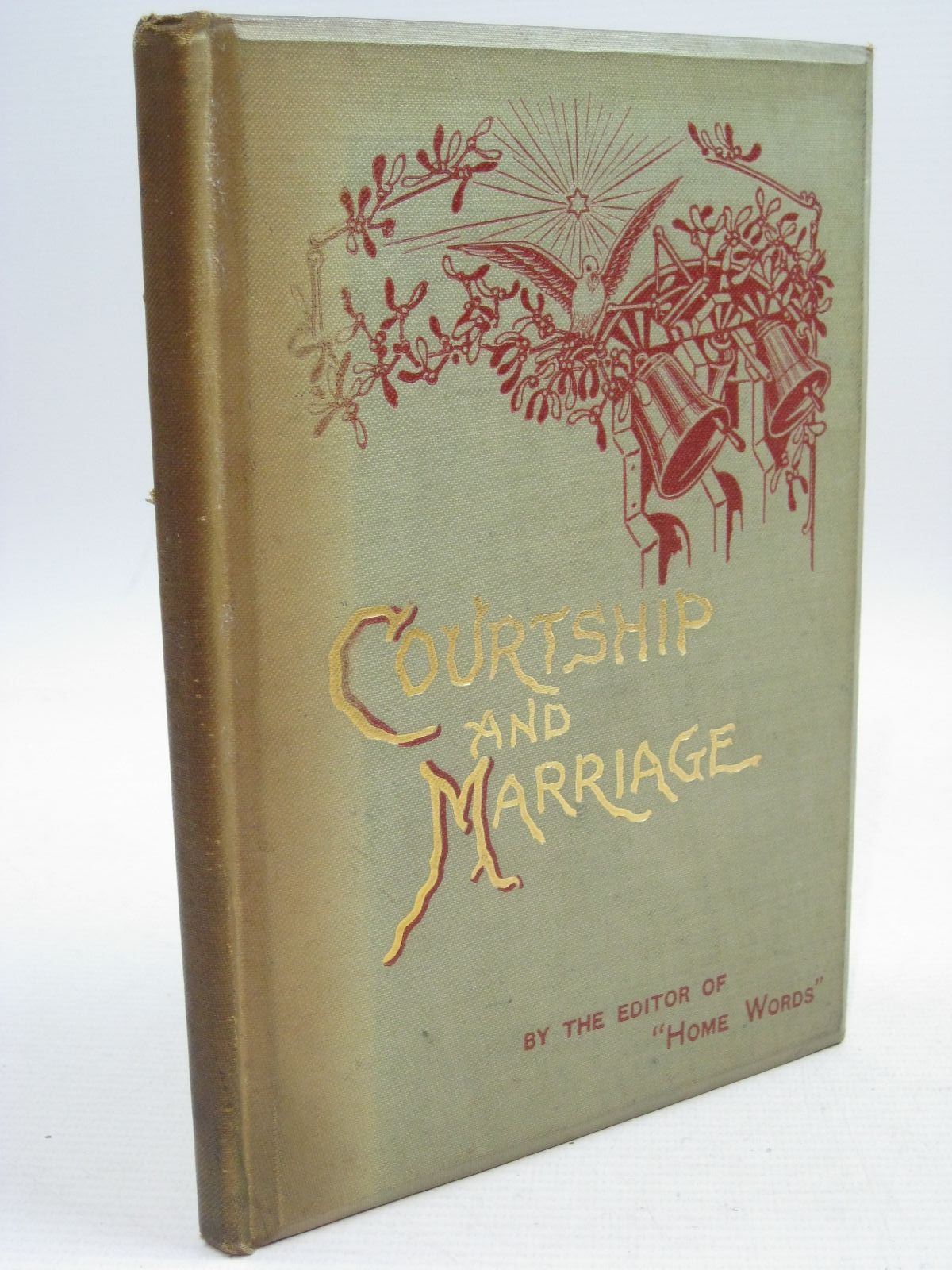 Photo of COURTSHIP AND MARRIAGE written by Bullock, Charles published by Home Words Publishing Office (STOCK CODE: 1505210)  for sale by Stella & Rose's Books